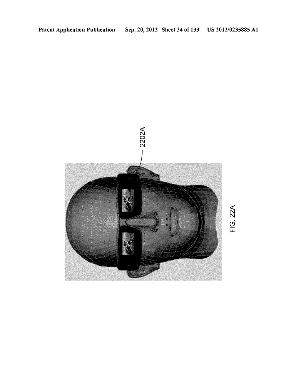 GRATING IN A LIGHT TRANSMISSIVE ILLUMINATION SYSTEM FOR SEE-THROUGH     NEAR-EYE DISPLAY GLASSES - diagram, schematic, and image 35