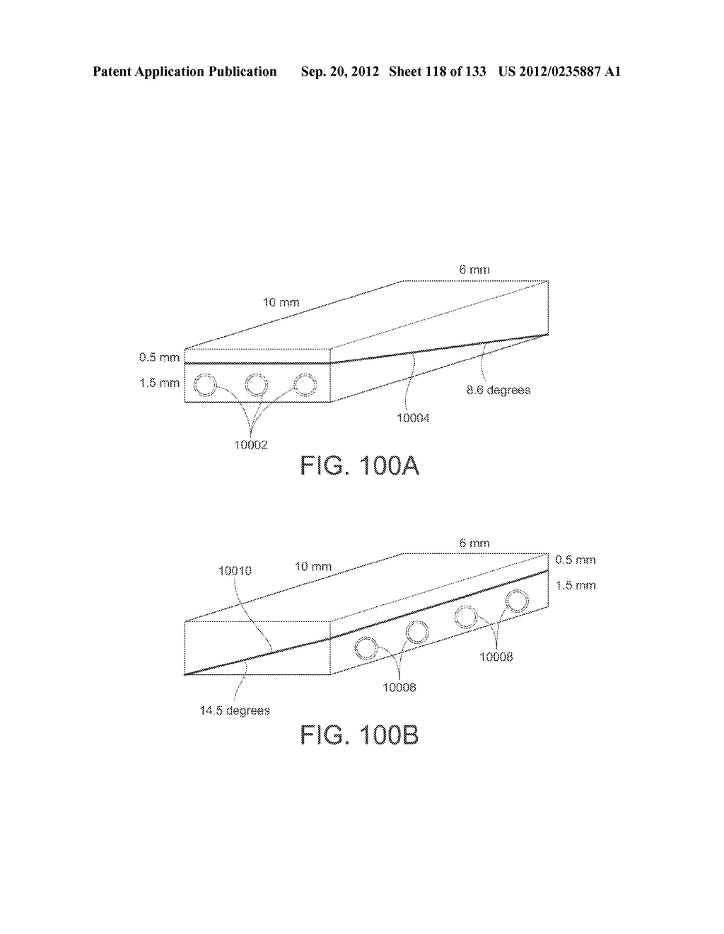 SEE-THROUGH NEAR-EYE DISPLAY GLASSES INCLUDING A PARTIALLY REFLECTIVE,     PARTIALLY TRANSMITTING OPTICAL ELEMENT AND AN OPTICALLY FLAT FILM - diagram, schematic, and image 119
