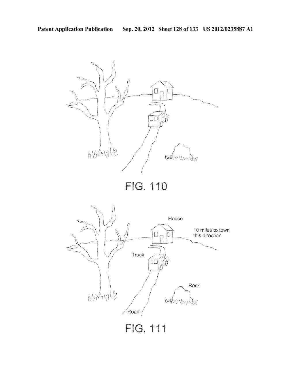 SEE-THROUGH NEAR-EYE DISPLAY GLASSES INCLUDING A PARTIALLY REFLECTIVE,     PARTIALLY TRANSMITTING OPTICAL ELEMENT AND AN OPTICALLY FLAT FILM - diagram, schematic, and image 129
