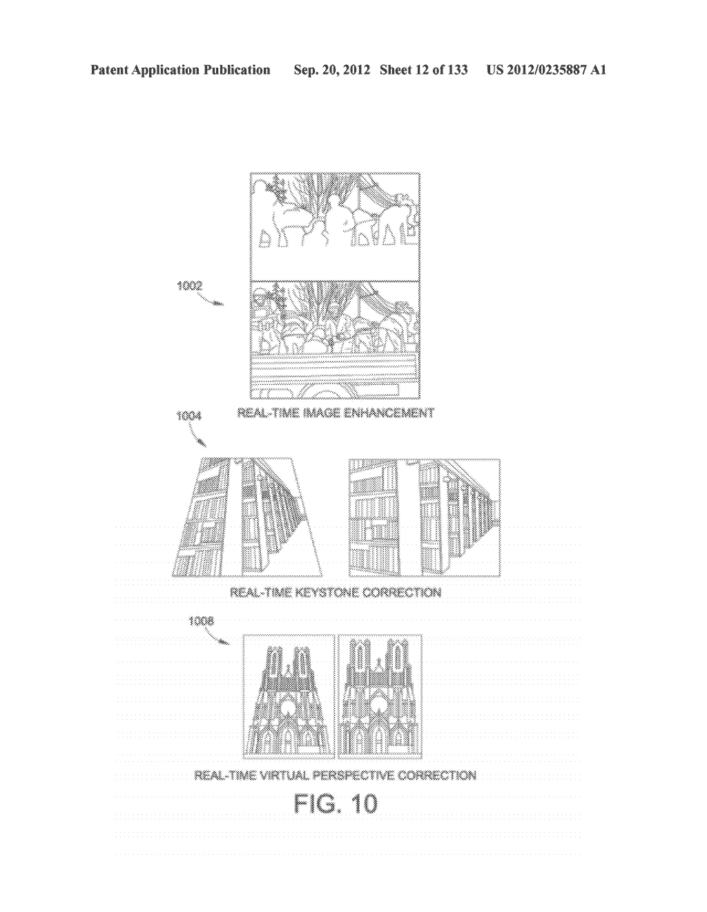 SEE-THROUGH NEAR-EYE DISPLAY GLASSES INCLUDING A PARTIALLY REFLECTIVE,     PARTIALLY TRANSMITTING OPTICAL ELEMENT AND AN OPTICALLY FLAT FILM - diagram, schematic, and image 13