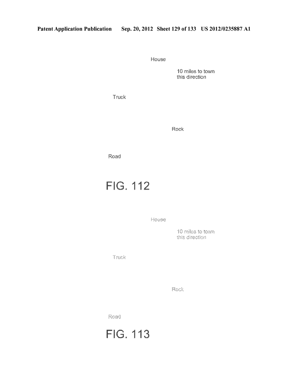 SEE-THROUGH NEAR-EYE DISPLAY GLASSES INCLUDING A PARTIALLY REFLECTIVE,     PARTIALLY TRANSMITTING OPTICAL ELEMENT AND AN OPTICALLY FLAT FILM - diagram, schematic, and image 130