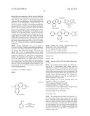 NEW BENZO[c]PHENANTHRENE COMPOUND AND ORGANIC LIGHT-EMITTING DEVICE     CONTAINING SAME diagram and image