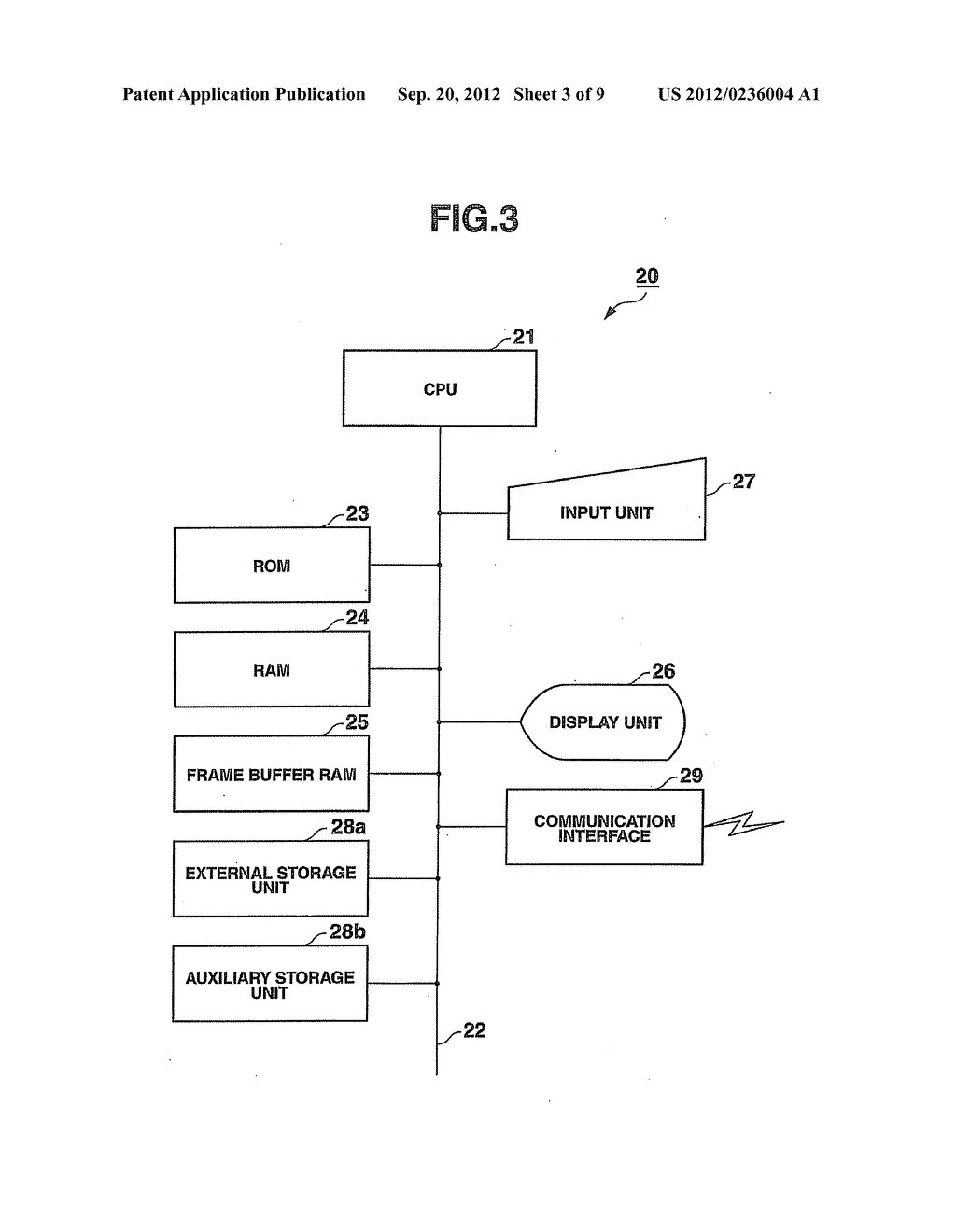 INFORMATION OUTPUT APPARATUS AND INFORMATION OUTPUT METHOD AND RECORDING     MEDIUM - diagram, schematic, and image 04