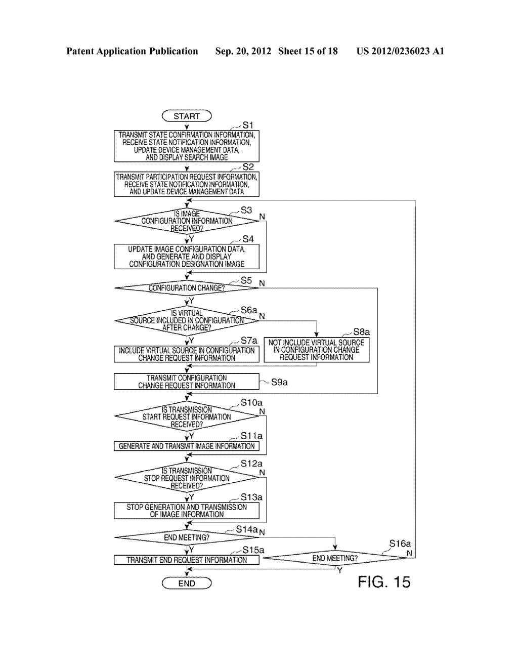 INFORMATION STORAGE MEDIUM, TERMINAL DEVICE, DISPLAY SYSTEM, AND A METHOD     FOR CONTROLLING A TERMINAL DEVICE - diagram, schematic, and image 16