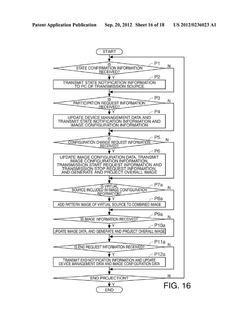 INFORMATION STORAGE MEDIUM, TERMINAL DEVICE, DISPLAY SYSTEM, AND A METHOD     FOR CONTROLLING A TERMINAL DEVICE - diagram, schematic, and image 17
