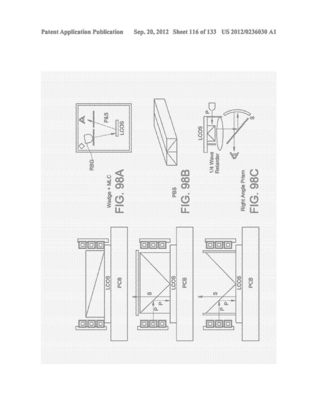 SEE-THROUGH NEAR-EYE DISPLAY GLASSES INCLUDING A MODULAR IMAGE SOURCE - diagram, schematic, and image 117