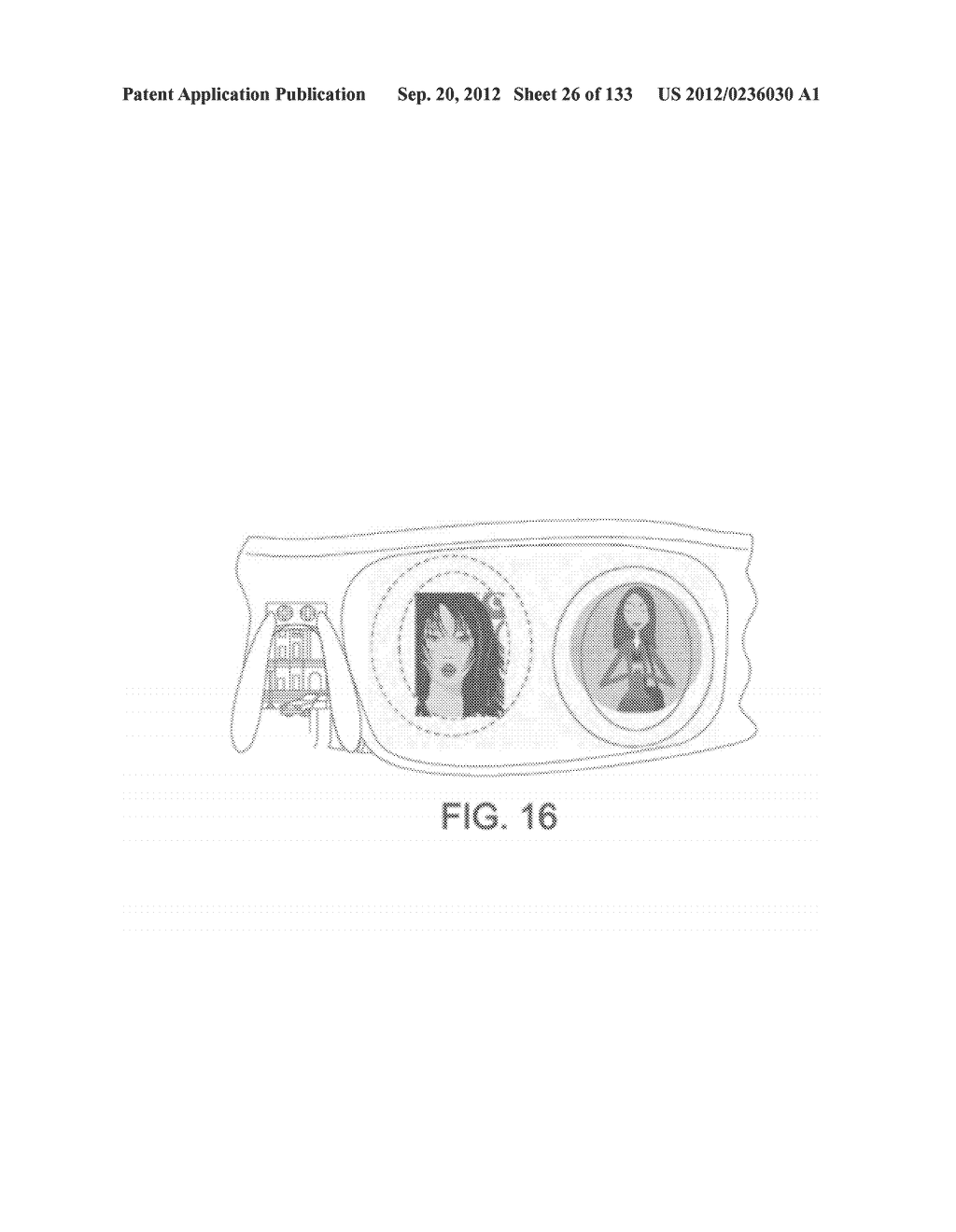 SEE-THROUGH NEAR-EYE DISPLAY GLASSES INCLUDING A MODULAR IMAGE SOURCE - diagram, schematic, and image 27