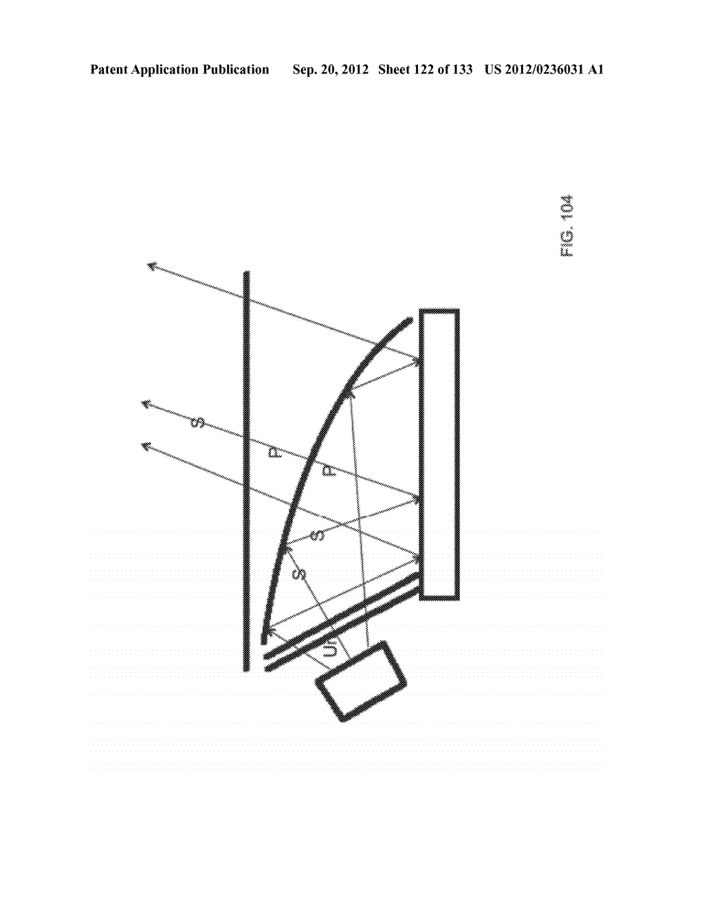 SYSTEM AND METHOD FOR DELIVERING CONTENT TO A GROUP OF SEE-THROUGH NEAR     EYE DISPLAY EYEPIECES - diagram, schematic, and image 123