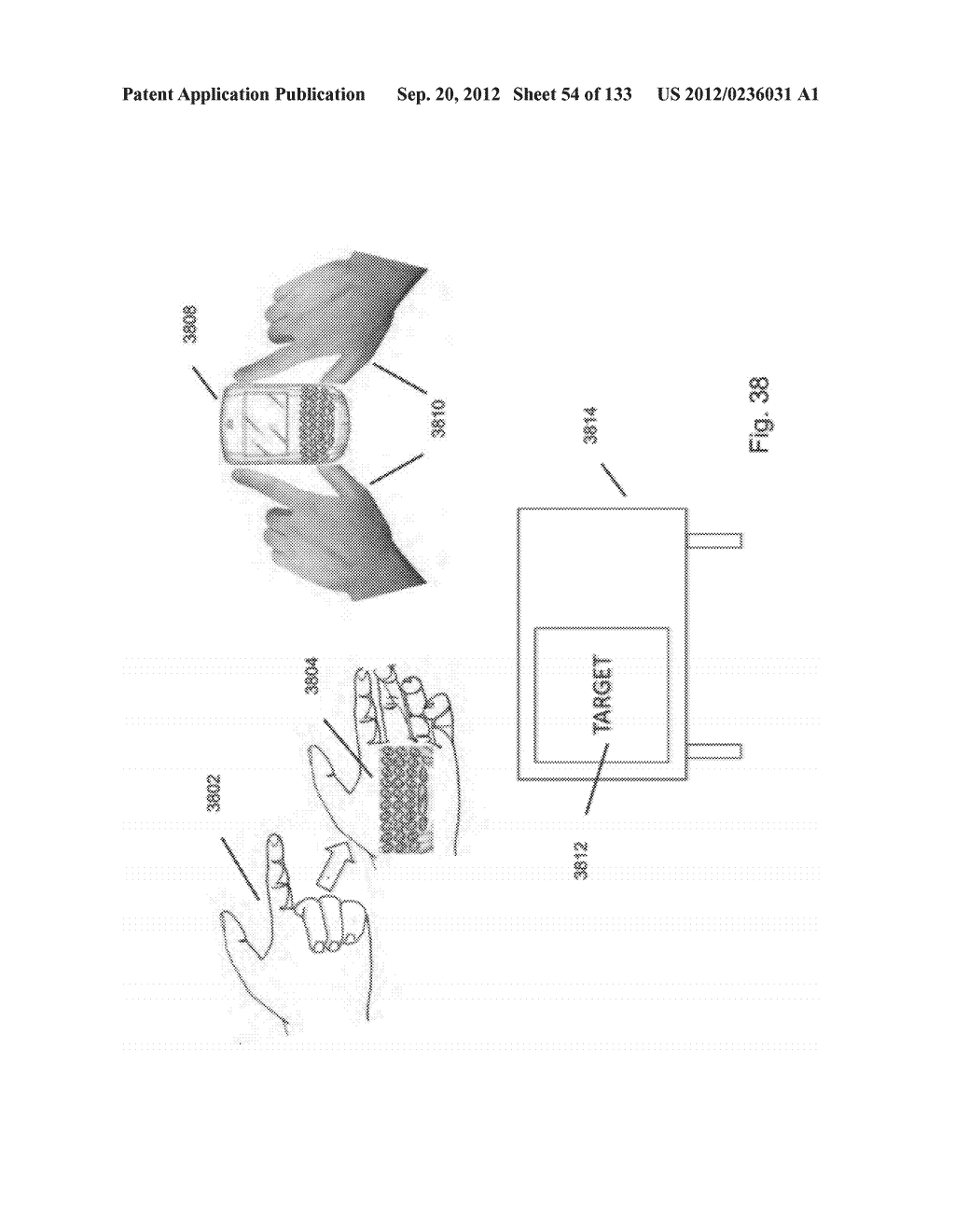 SYSTEM AND METHOD FOR DELIVERING CONTENT TO A GROUP OF SEE-THROUGH NEAR     EYE DISPLAY EYEPIECES - diagram, schematic, and image 55