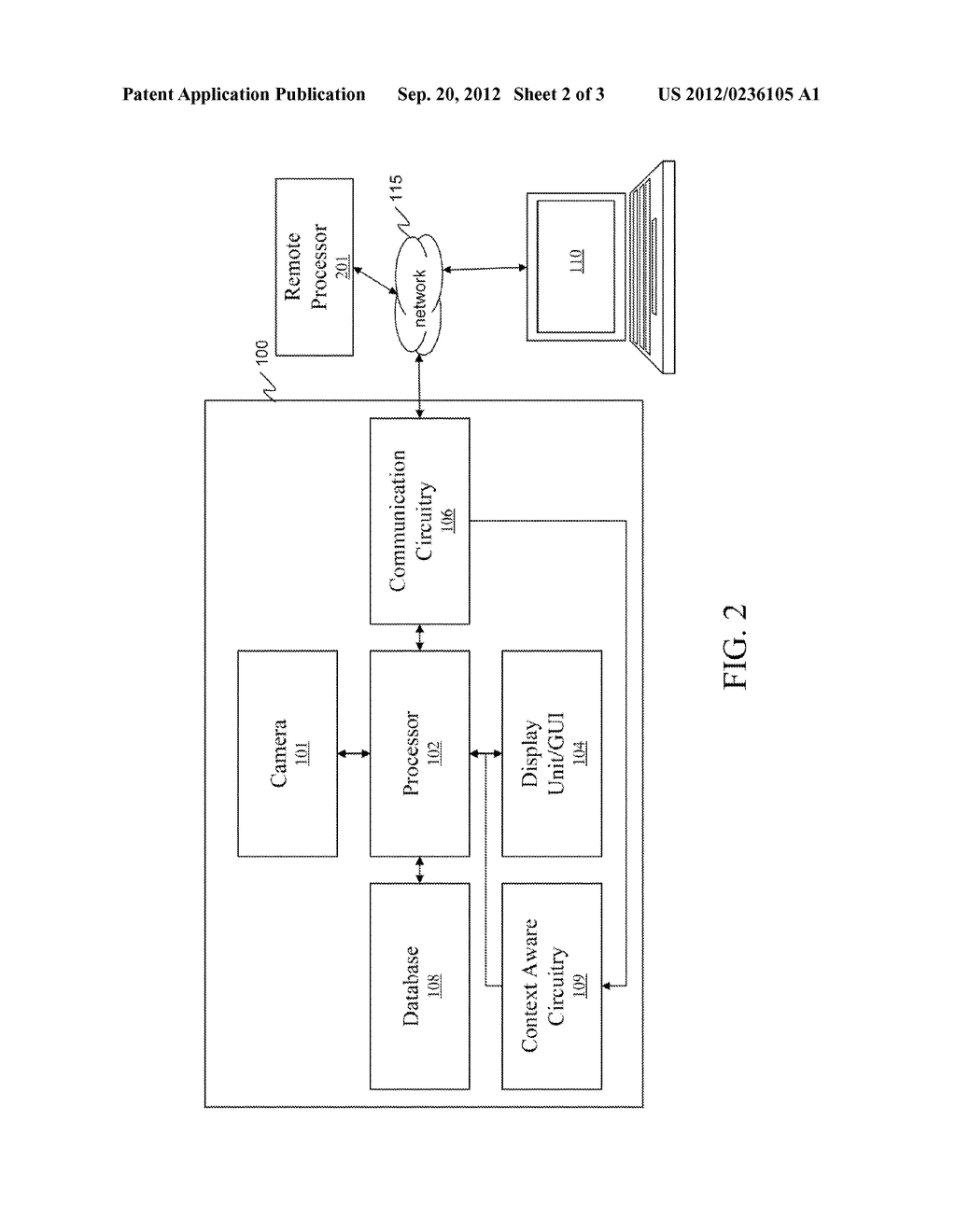 METHOD AND APPARATUS FOR MORPHING A USER DURING A VIDEO CALL - diagram, schematic, and image 03