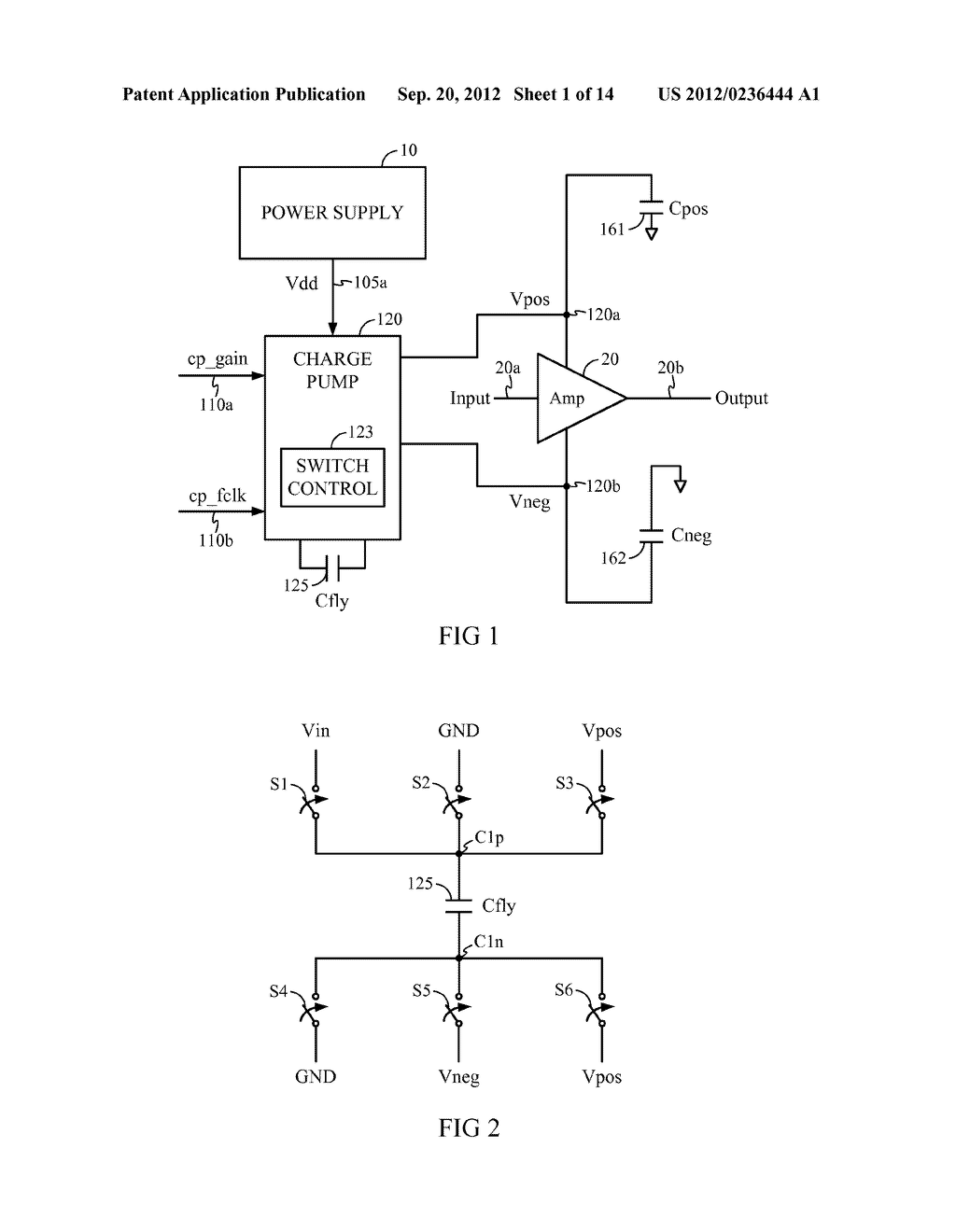CHARGE PUMP ELECTROSTATIC DISCHARGE PROTECTION - diagram, schematic, and image 02