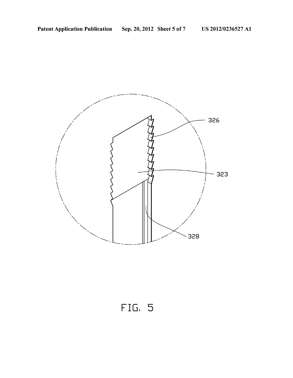 SUPPORT APPARATUS AND ELECTRONIC DEVICE EMPLOYING SUPPORT APPARATUS - diagram, schematic, and image 06