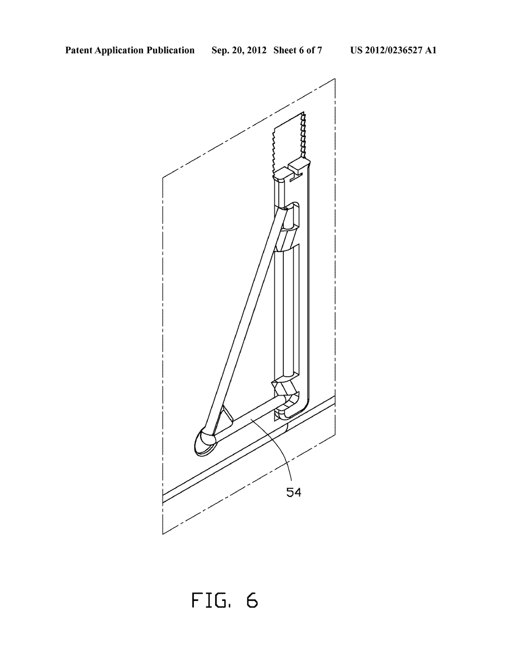 SUPPORT APPARATUS AND ELECTRONIC DEVICE EMPLOYING SUPPORT APPARATUS - diagram, schematic, and image 07