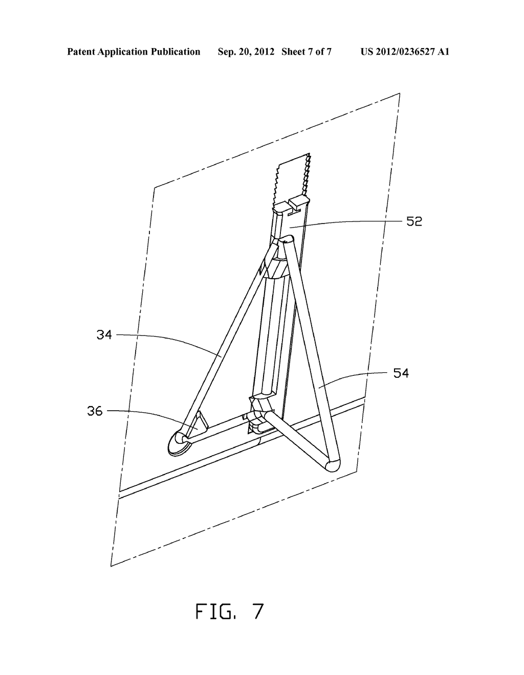 SUPPORT APPARATUS AND ELECTRONIC DEVICE EMPLOYING SUPPORT APPARATUS - diagram, schematic, and image 08