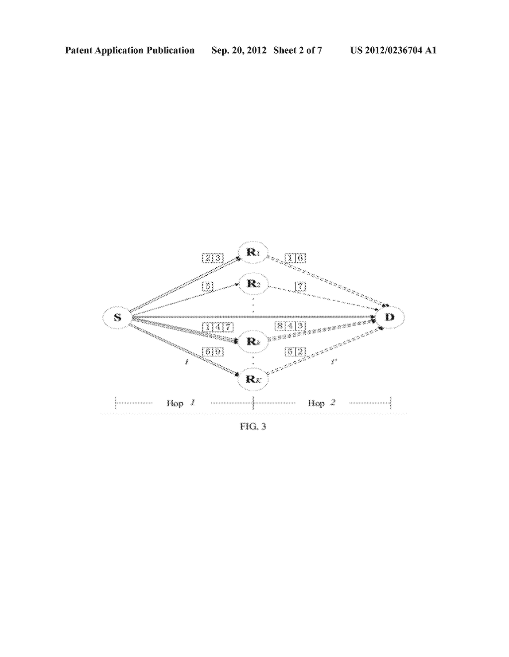 RESOURCE ALLOCATION METHOD AND APPARATUS OF MULTI-RELAY ORTHOGONAL     FREQUENCY DIVISION MULTIPLEXING SYSTEM - diagram, schematic, and image 03