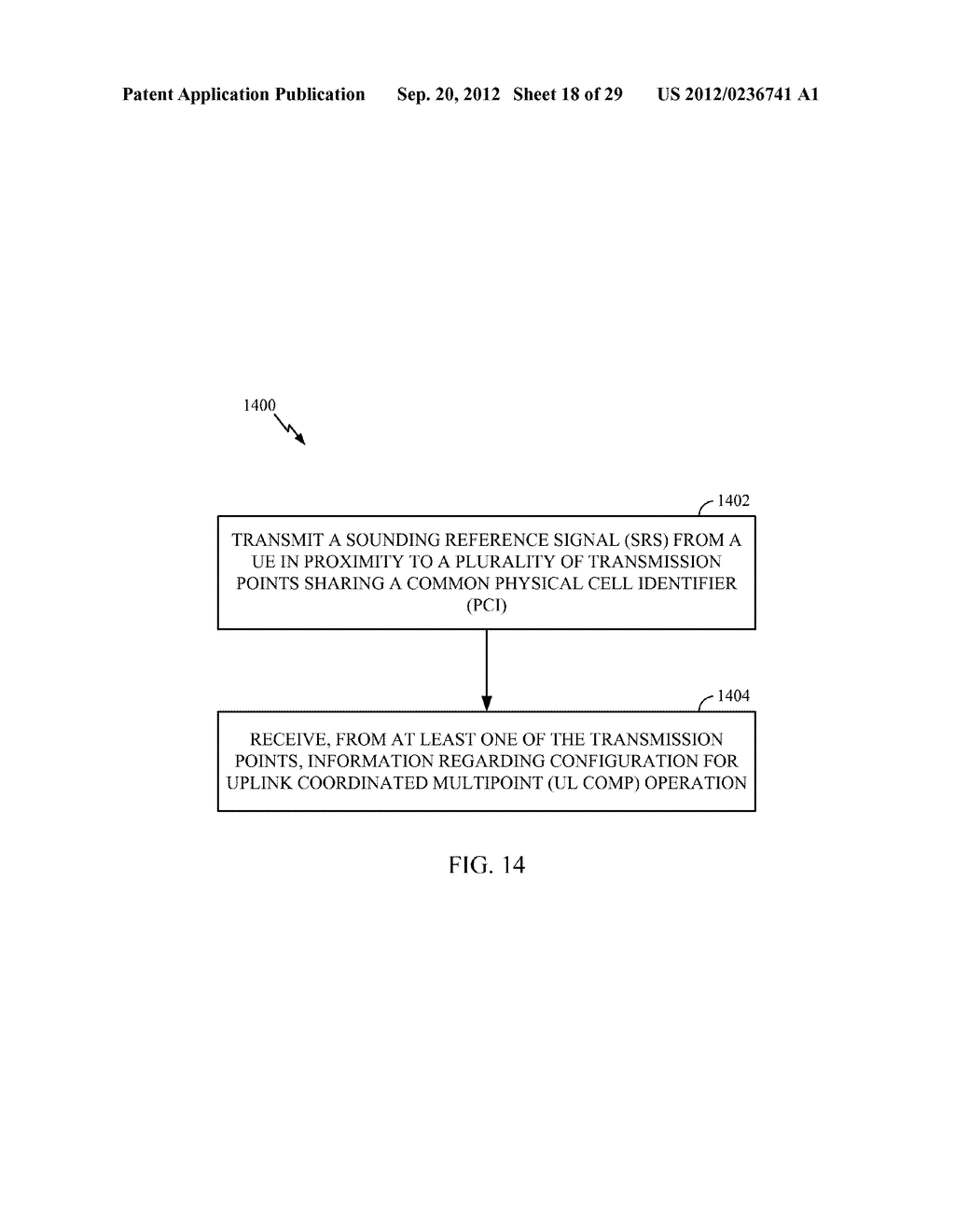 POWER CONTROL AND USER MULTIPLEXING FOR HETEROGENEOUS NETWORK COORDINATED     MULTIPOINT OPERATIONS - diagram, schematic, and image 19