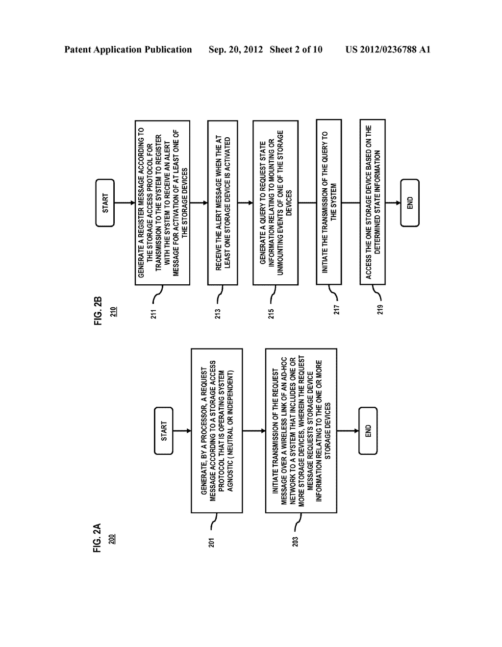 METHOD AND SYSTEM FOR ACCESSING STORAGE DEVICES - diagram, schematic, and image 03