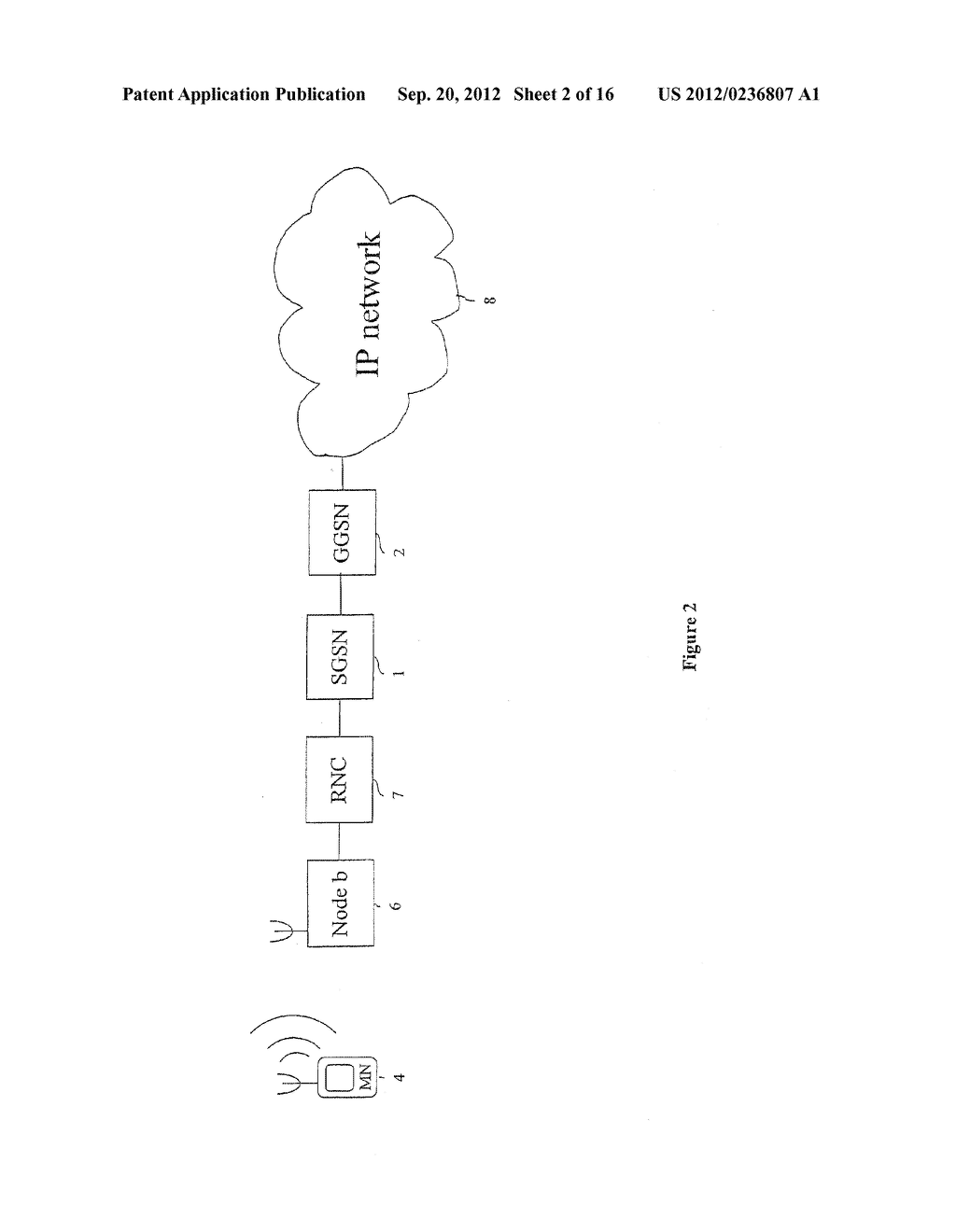 TELECOMMUNICATIONS SYSTEM AND METHOD - diagram, schematic, and image 03