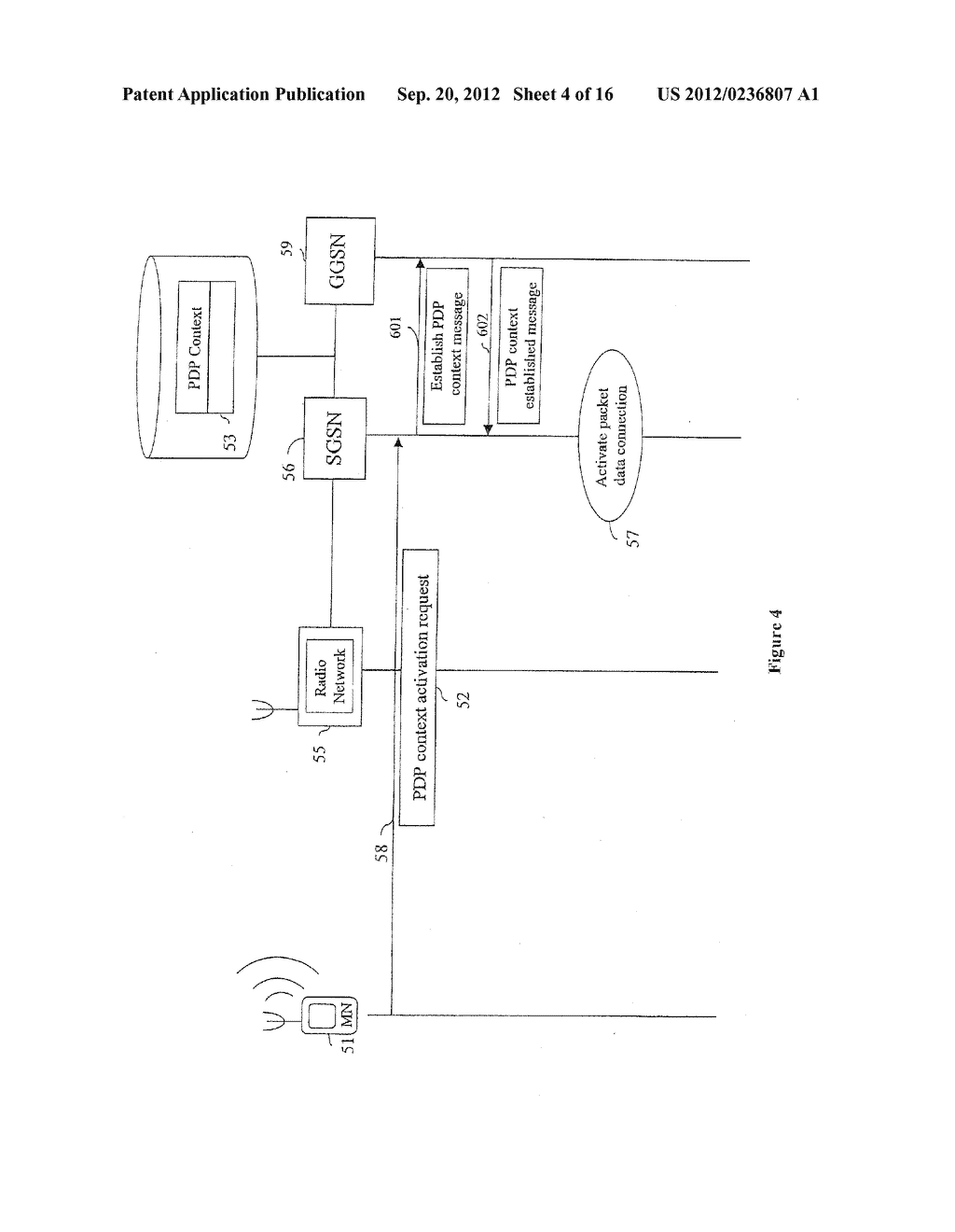 TELECOMMUNICATIONS SYSTEM AND METHOD - diagram, schematic, and image 05