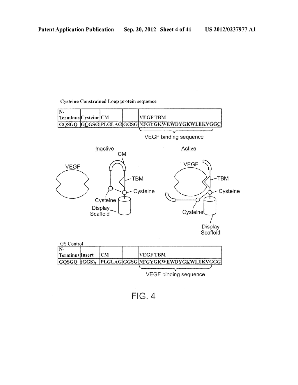 Activatable Binding Polypeptides and Methods of Identification and Use     Thereof - diagram, schematic, and image 05