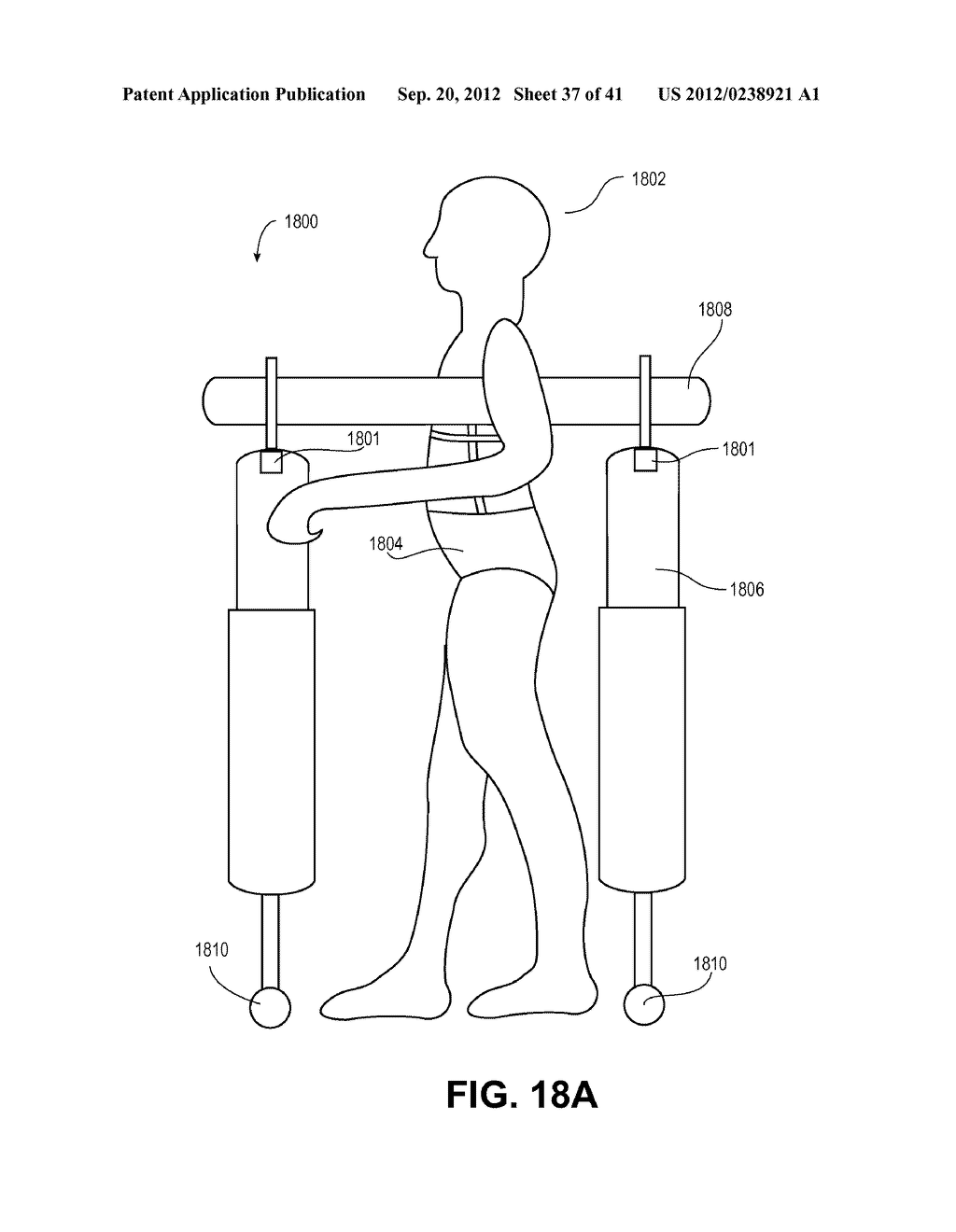 DIFFERENTIAL AIR PRESSURE SYSTEMS AND METHODS OF USING AND CALIBRATING     SUCH SYSTEMS FOR MOBILITY IMPAIRED USERS - diagram, schematic, and image 38