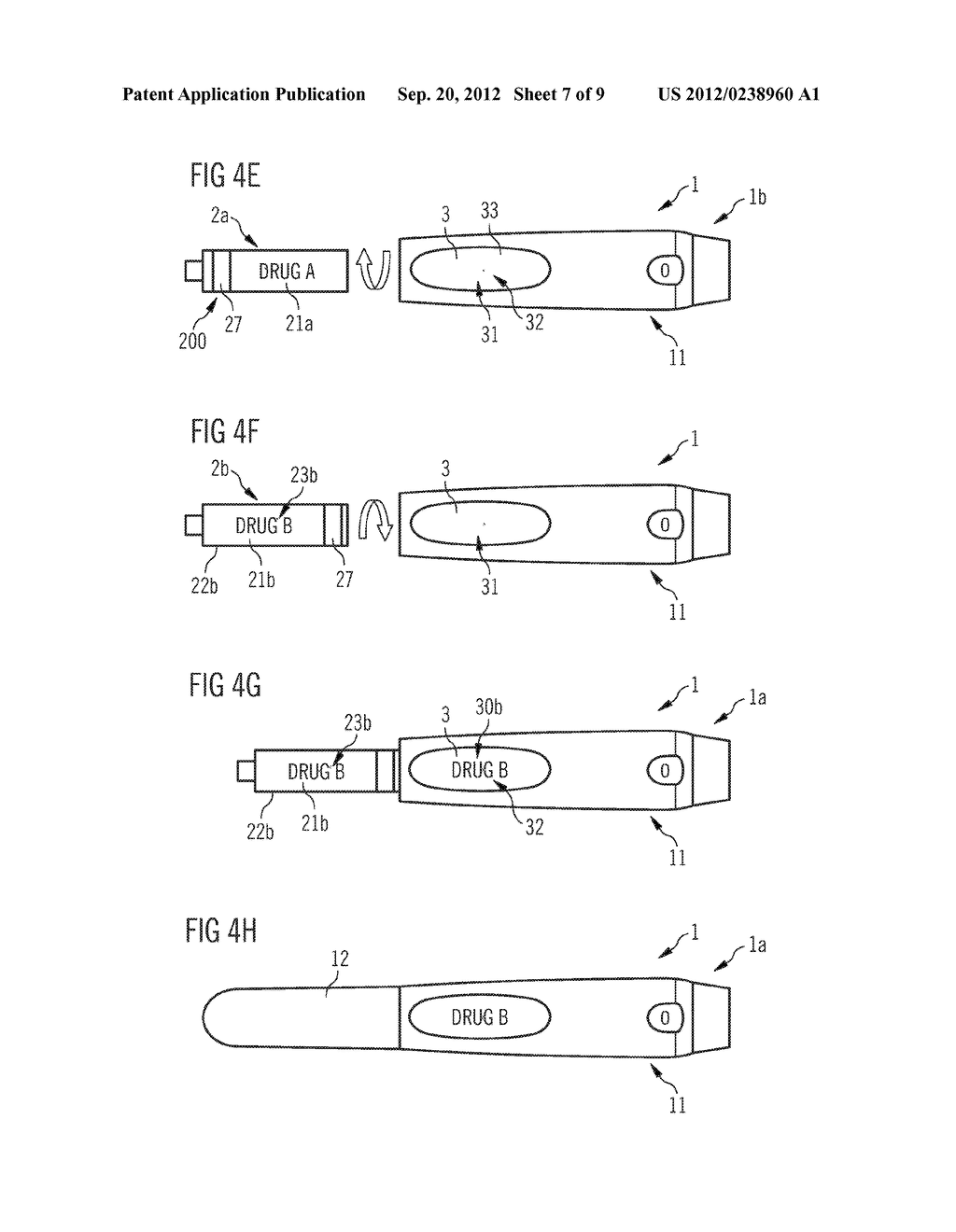 DRUG DELIVERY DEVICE AND SET OF A DRUG DELIVERY DEVICE AND A PLURALITY OF     MOUNTABLE ELEMENTS - diagram, schematic, and image 08