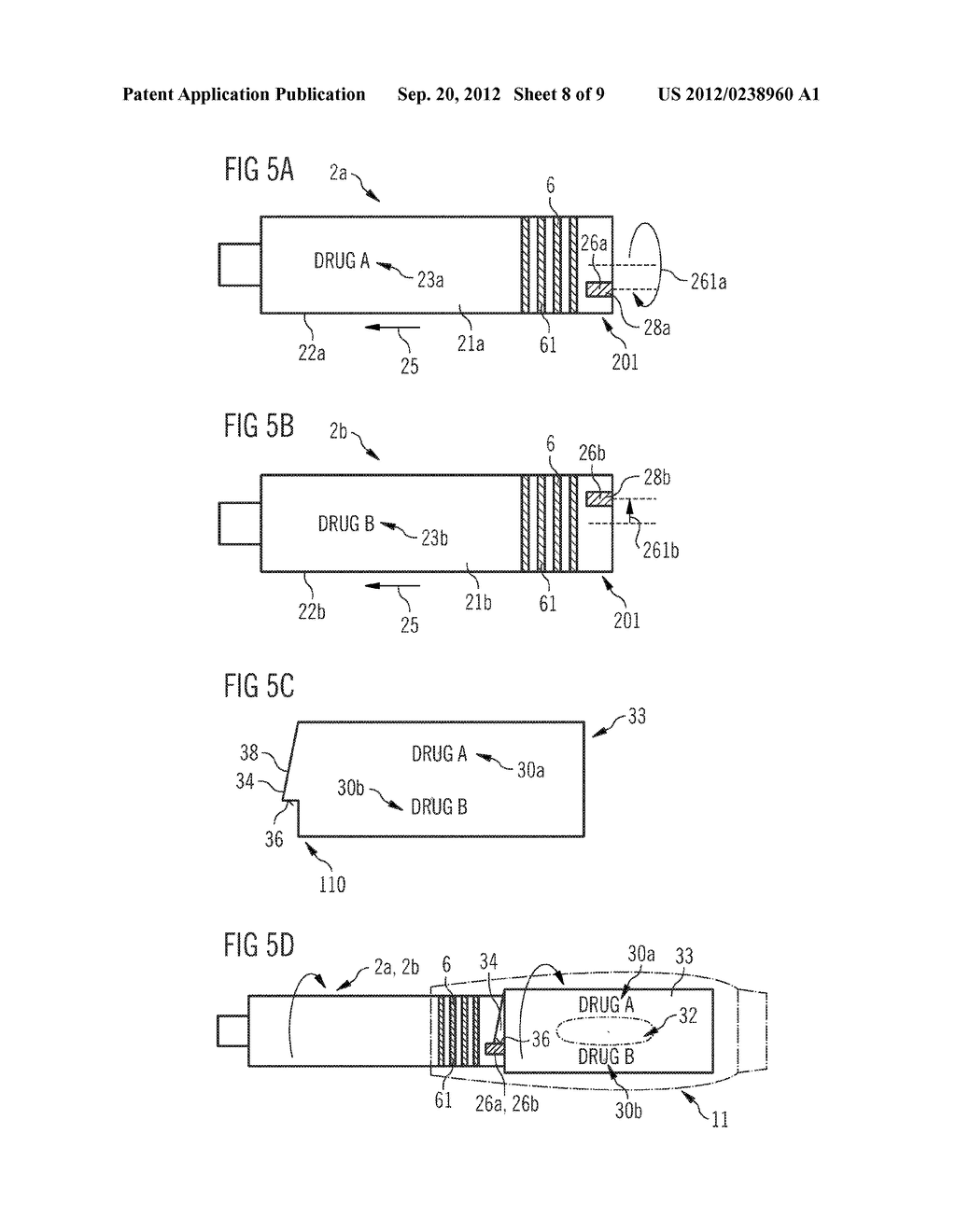DRUG DELIVERY DEVICE AND SET OF A DRUG DELIVERY DEVICE AND A PLURALITY OF     MOUNTABLE ELEMENTS - diagram, schematic, and image 09