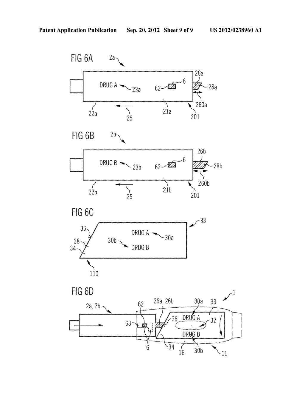 DRUG DELIVERY DEVICE AND SET OF A DRUG DELIVERY DEVICE AND A PLURALITY OF     MOUNTABLE ELEMENTS - diagram, schematic, and image 10
