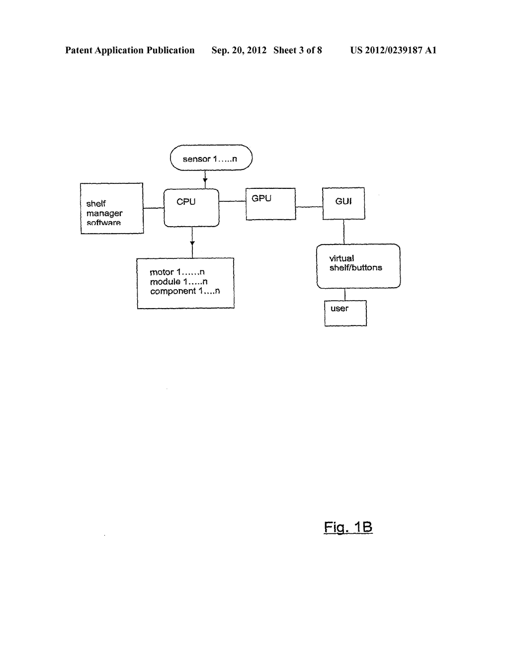 AUTOMATIC DISPENSING MACHINE AND METHOD OF OPERATION - diagram, schematic, and image 04