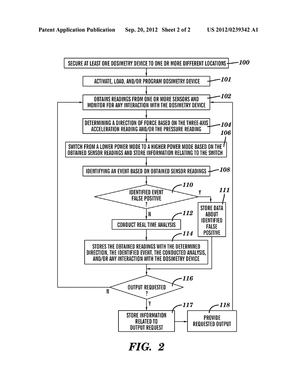 METHODS FOR MONITORING EXPOSURE TO AN EVENT AND DEVICES THEREOF - diagram, schematic, and image 03