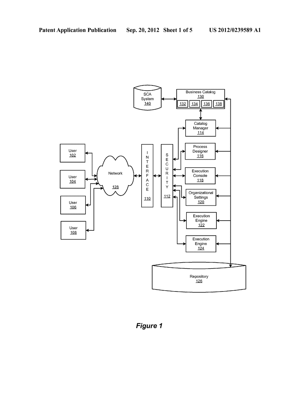 SYSTEM AND METHOD FOR MAINTAINING A BUSINESS CATALOG - diagram, schematic, and image 02