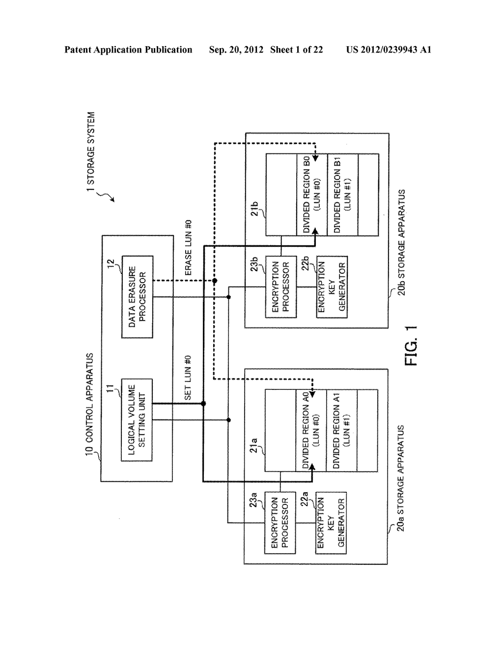 STORAGE SYSTEM, STORAGE CONTROL APPARATUS, AND STORAGE CONTROL METHOD - diagram, schematic, and image 02