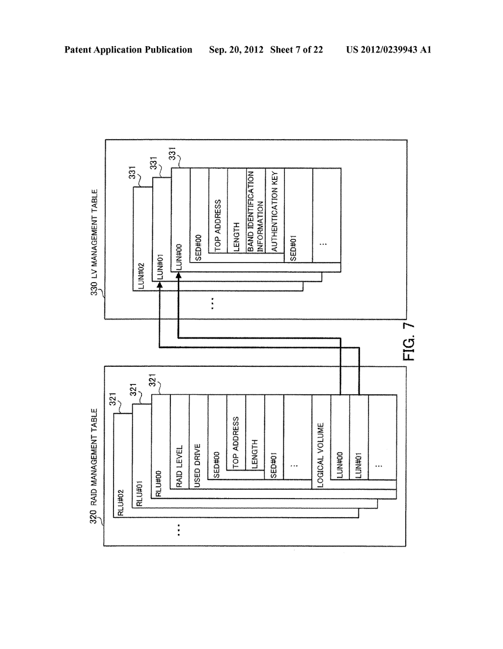 STORAGE SYSTEM, STORAGE CONTROL APPARATUS, AND STORAGE CONTROL METHOD - diagram, schematic, and image 08