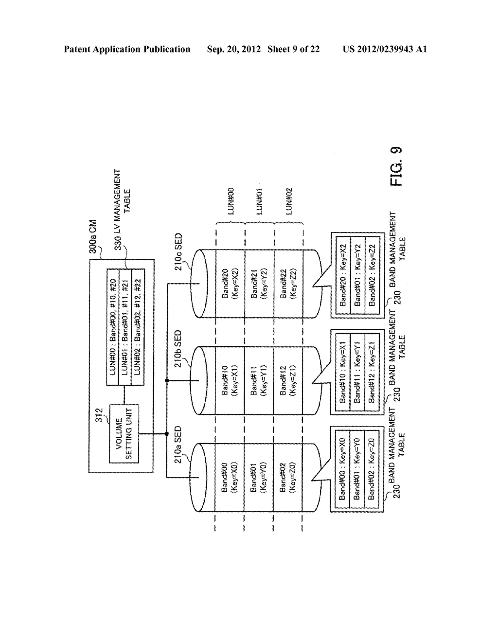 STORAGE SYSTEM, STORAGE CONTROL APPARATUS, AND STORAGE CONTROL METHOD - diagram, schematic, and image 10