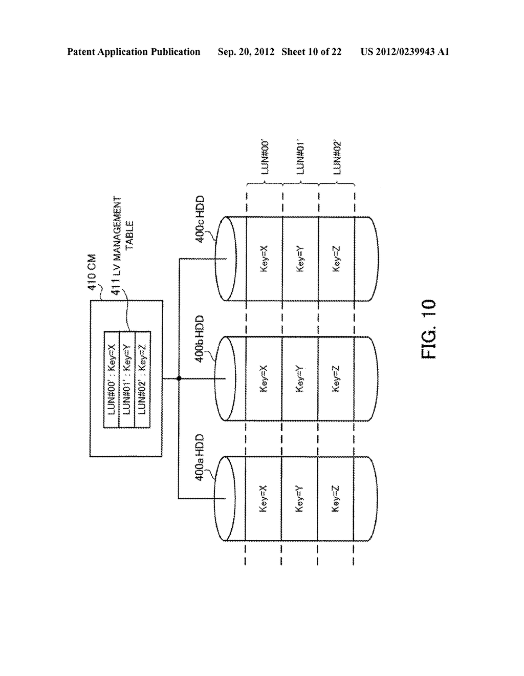 STORAGE SYSTEM, STORAGE CONTROL APPARATUS, AND STORAGE CONTROL METHOD - diagram, schematic, and image 11