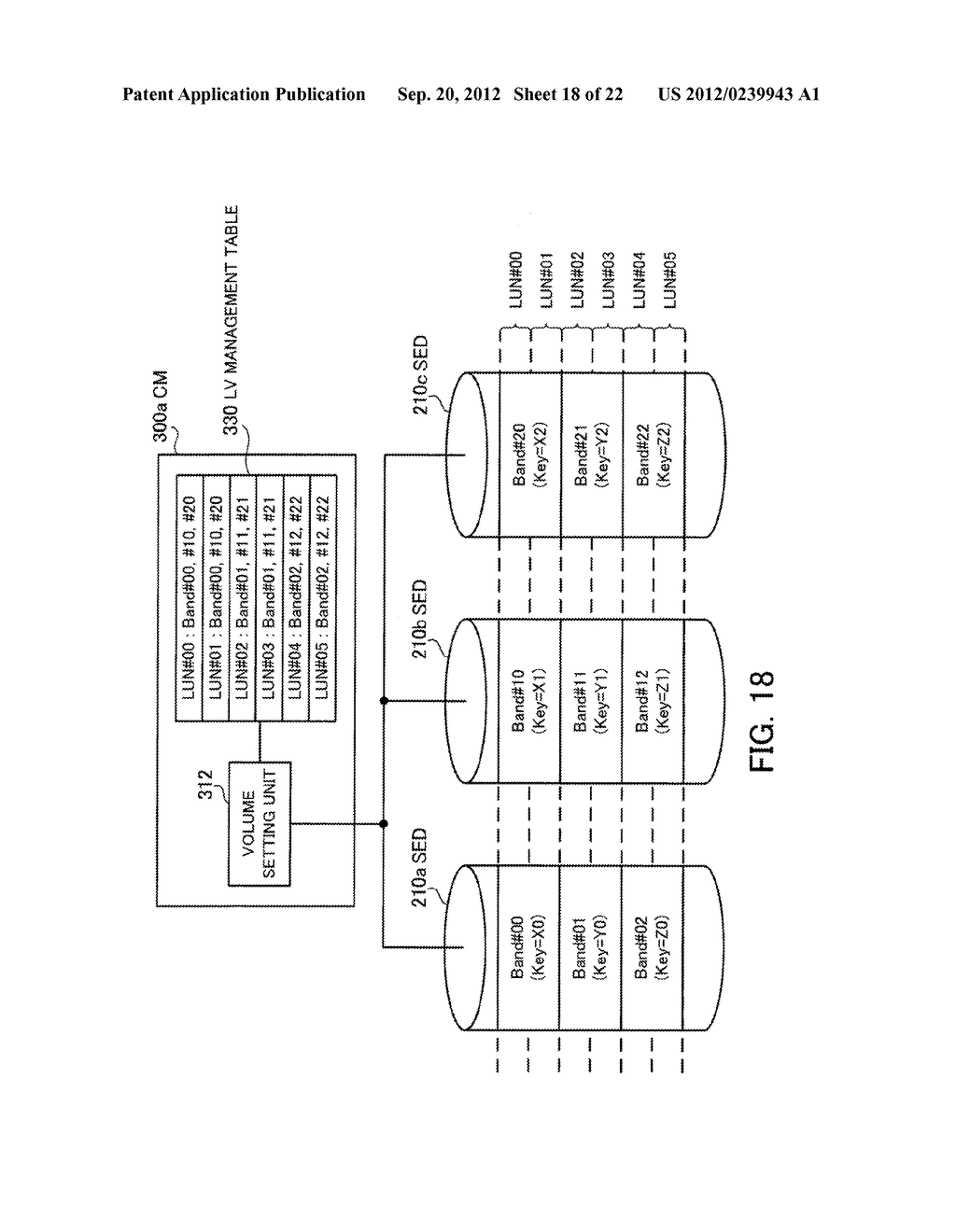 STORAGE SYSTEM, STORAGE CONTROL APPARATUS, AND STORAGE CONTROL METHOD - diagram, schematic, and image 19