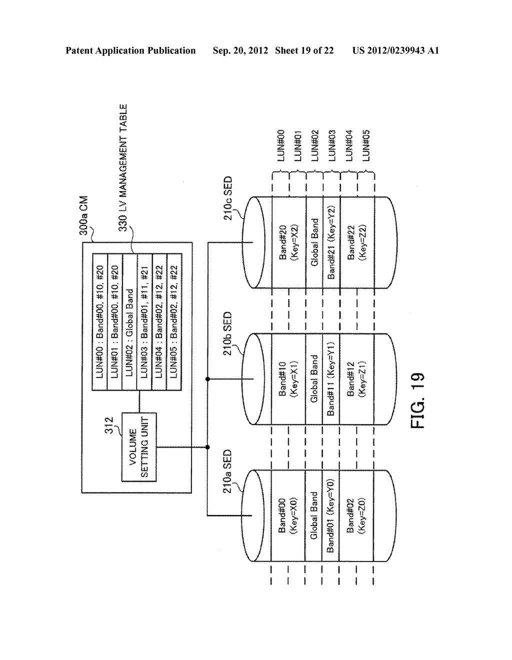 STORAGE SYSTEM, STORAGE CONTROL APPARATUS, AND STORAGE CONTROL METHOD - diagram, schematic, and image 20