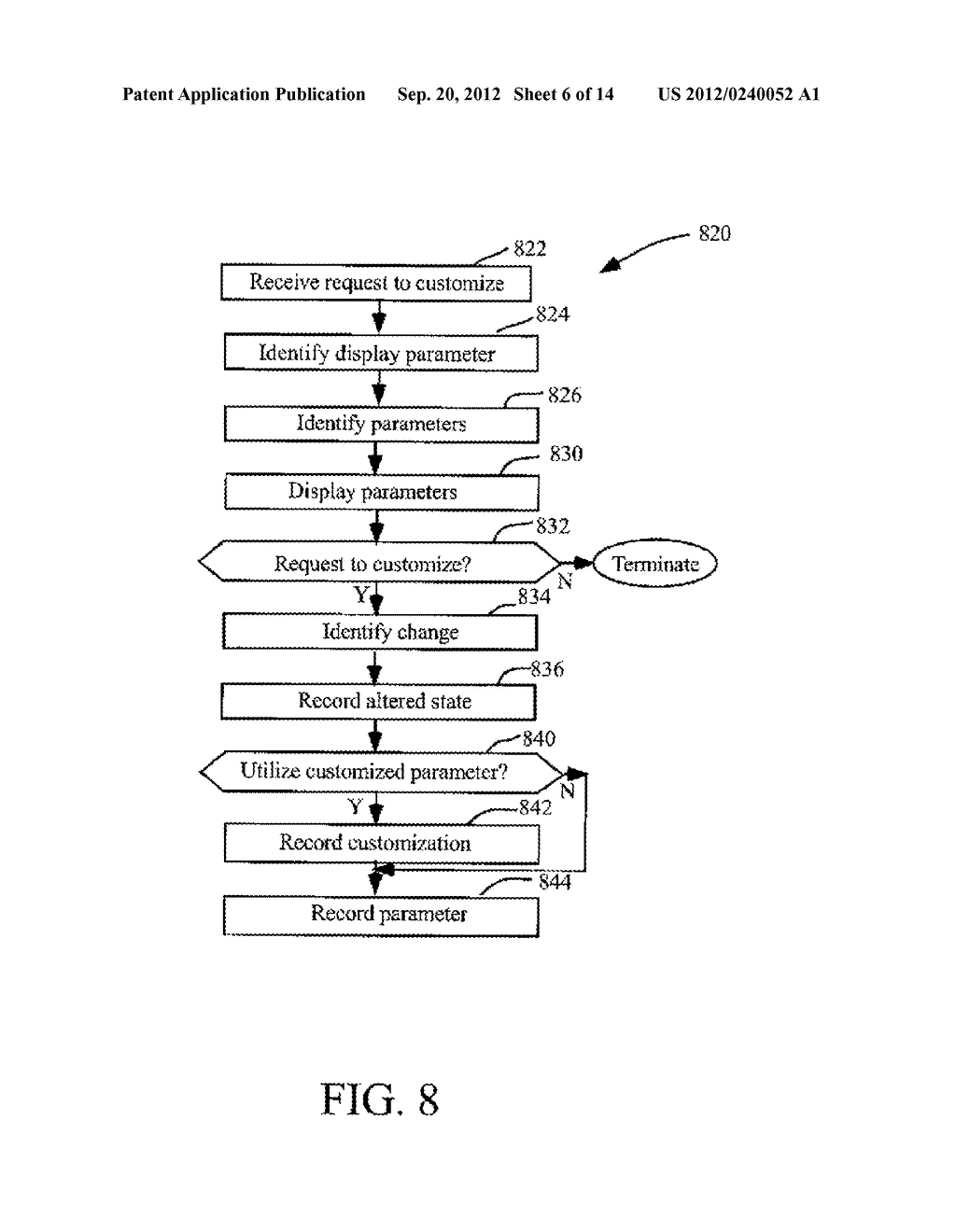 METHODS AND SYSTEMS FOR USE IN CUSTOMIZING DISPLAYED CONTENT ASSOCIATED     WITH A PORTABLE STORAGE MEDIUM - diagram, schematic, and image 07