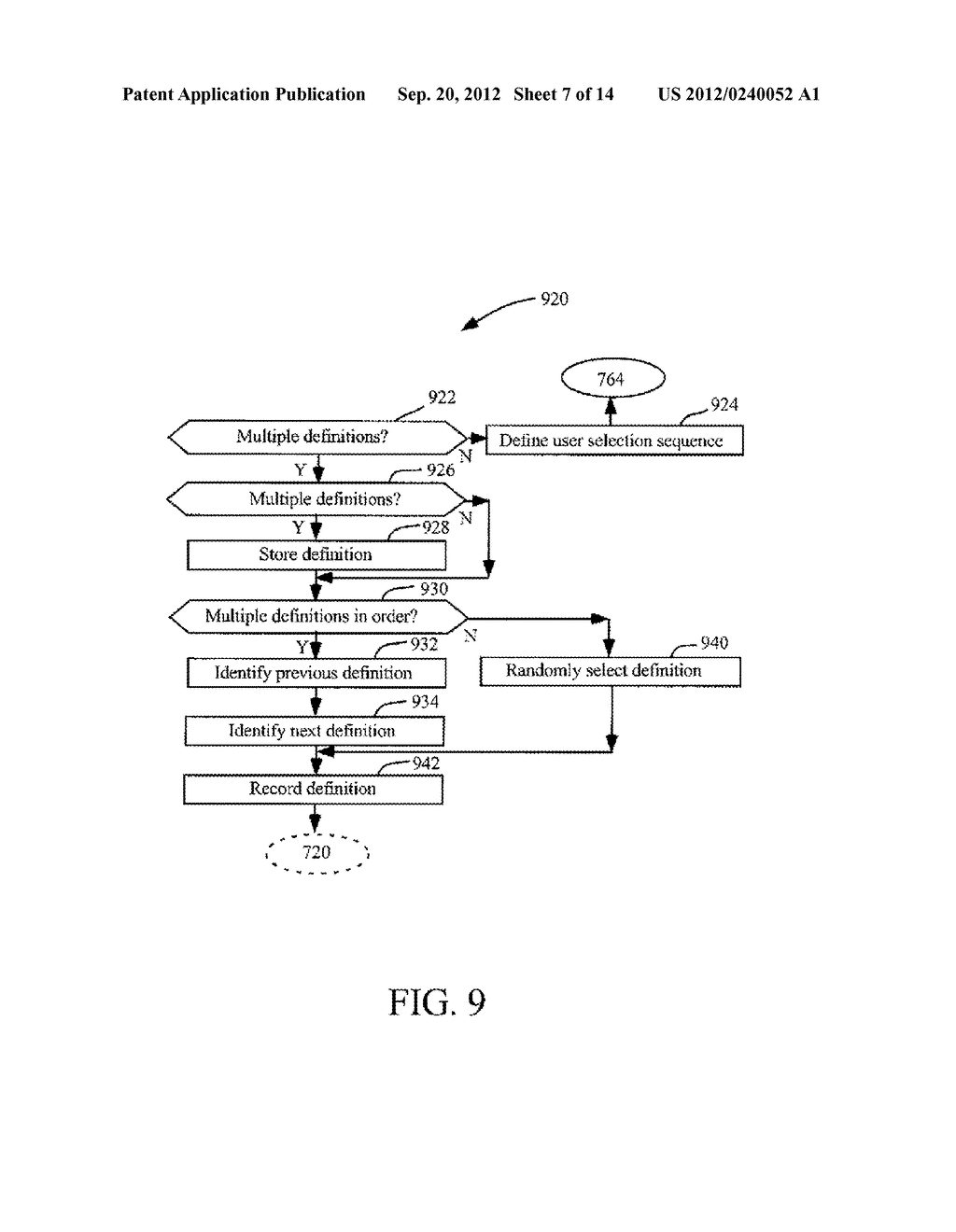 METHODS AND SYSTEMS FOR USE IN CUSTOMIZING DISPLAYED CONTENT ASSOCIATED     WITH A PORTABLE STORAGE MEDIUM - diagram, schematic, and image 08