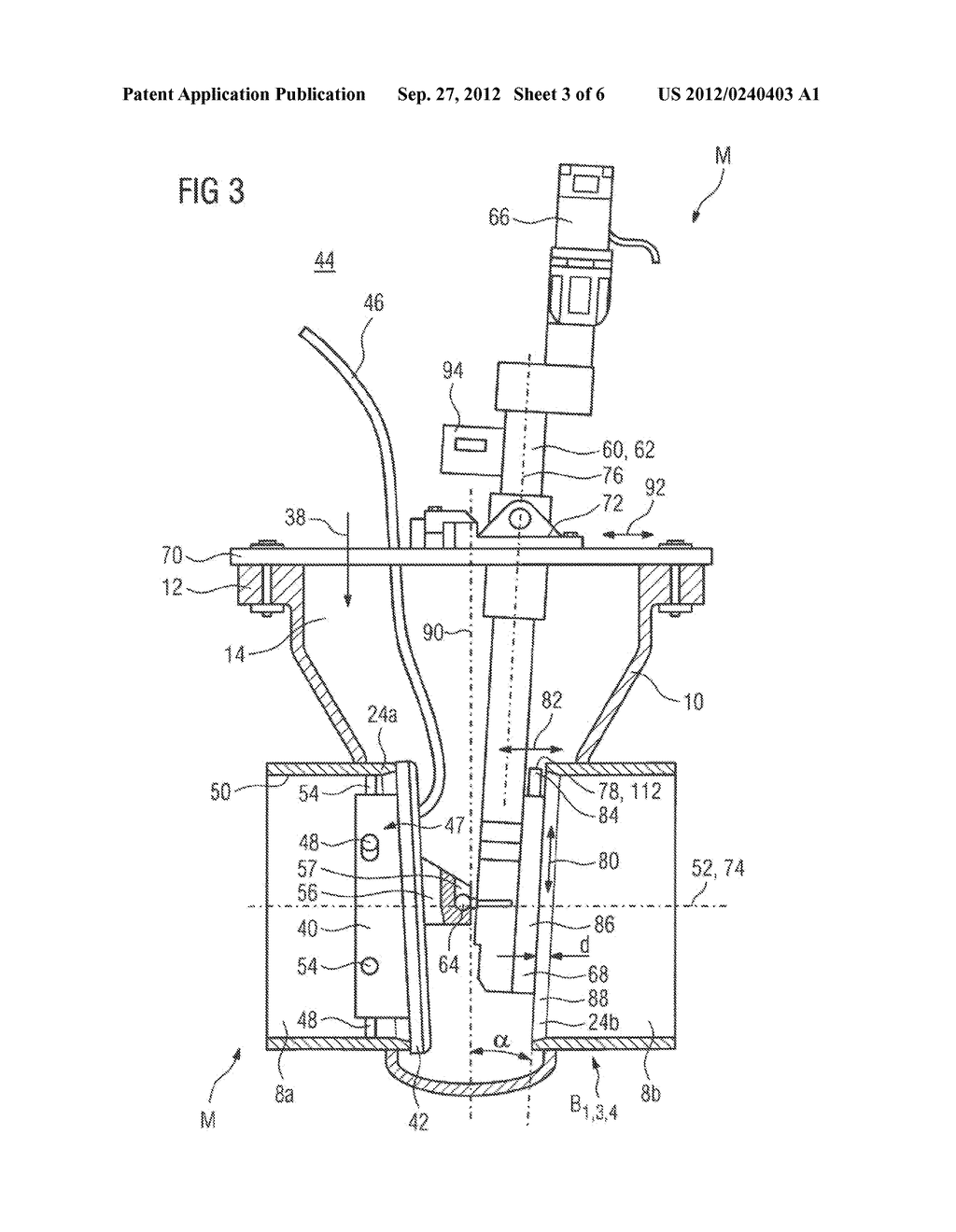 METHOD AND DEVICE FOR MACHINING A SEALING SEAT OF A SHUT-OFF VALVE - diagram, schematic, and image 04