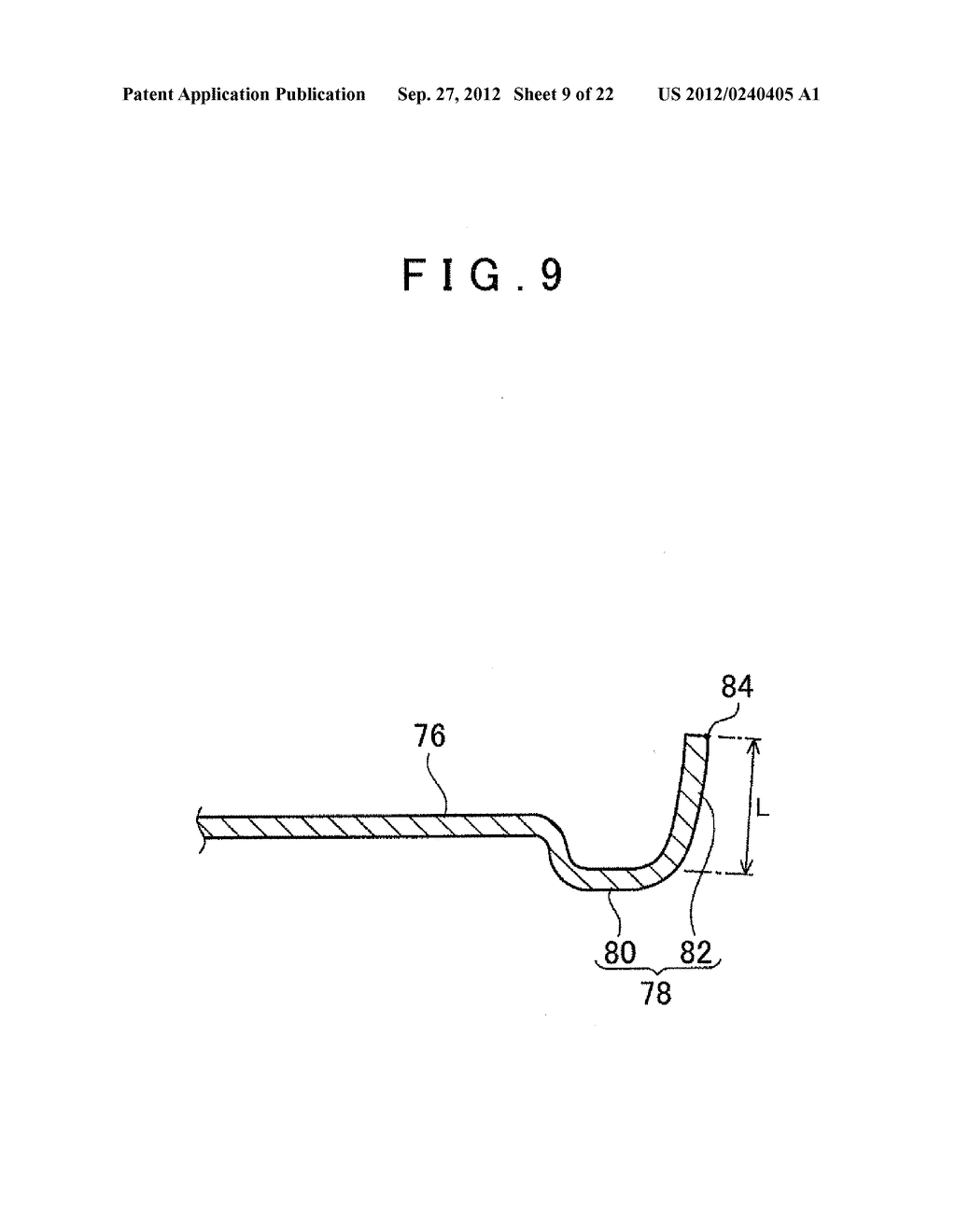 MANUFACTURING METHOD FOR TOOTHED PART AND MANUFACTURING DEVICE FOR TOOTHED     PART - diagram, schematic, and image 10