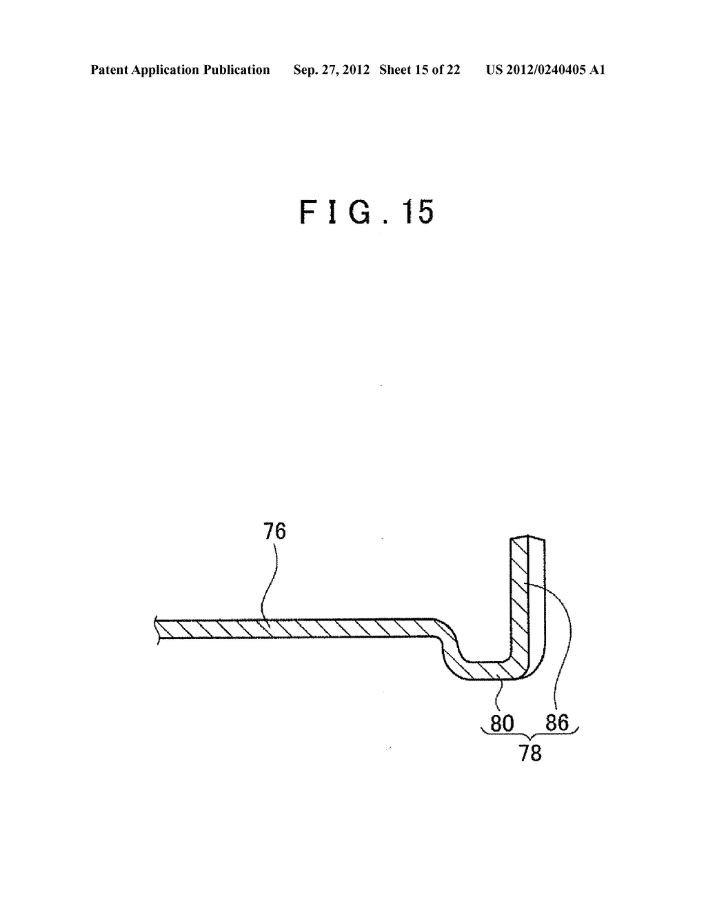 MANUFACTURING METHOD FOR TOOTHED PART AND MANUFACTURING DEVICE FOR TOOTHED     PART - diagram, schematic, and image 16