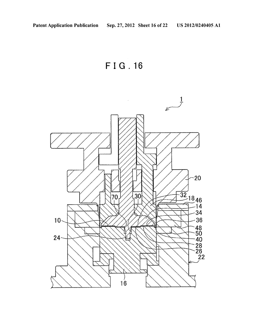 MANUFACTURING METHOD FOR TOOTHED PART AND MANUFACTURING DEVICE FOR TOOTHED     PART - diagram, schematic, and image 17
