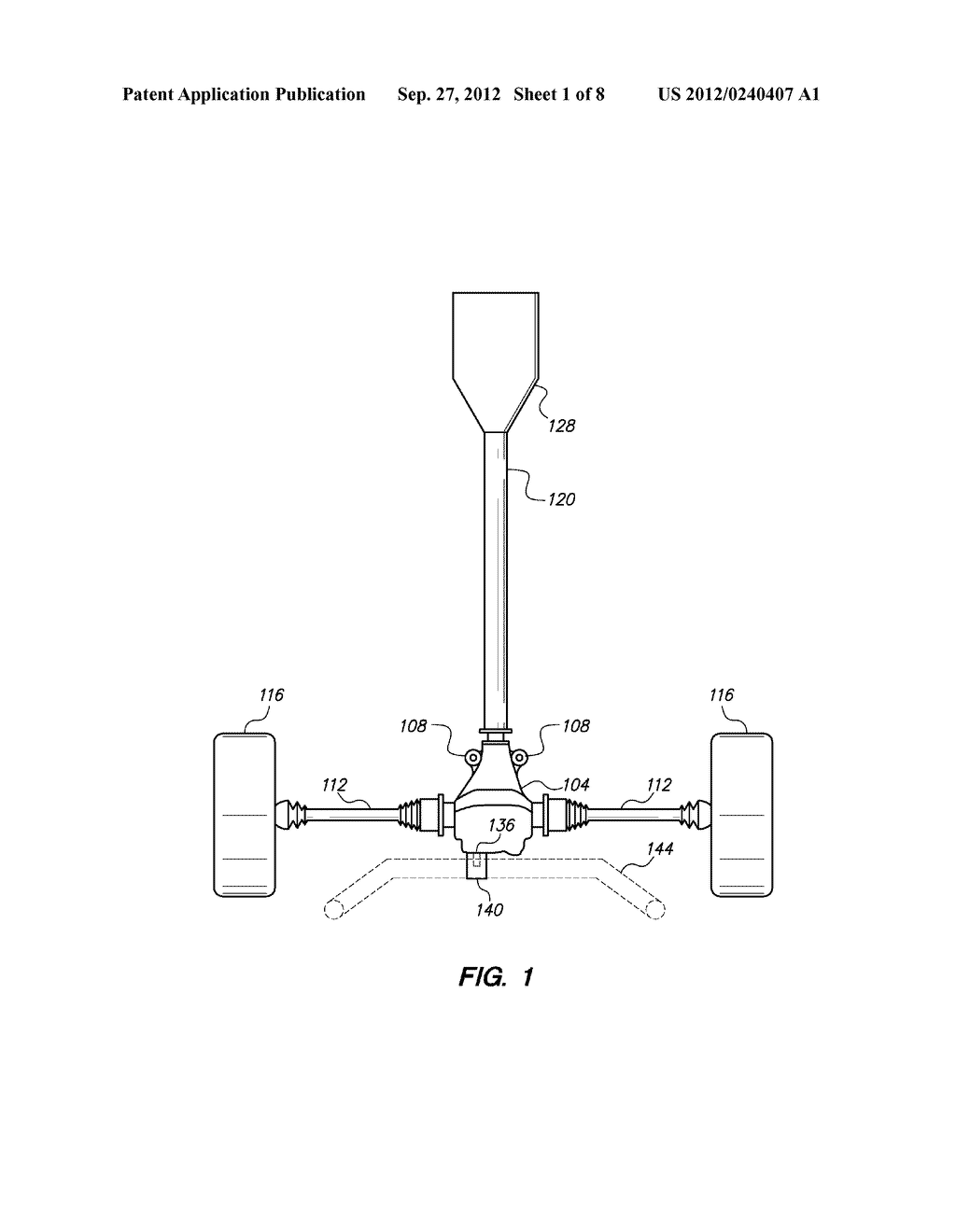URETHANE ISOLATION MOUNT AND METHOD OF MOUNTING FOR VEHICLE DIFFERENTIALS - diagram, schematic, and image 02