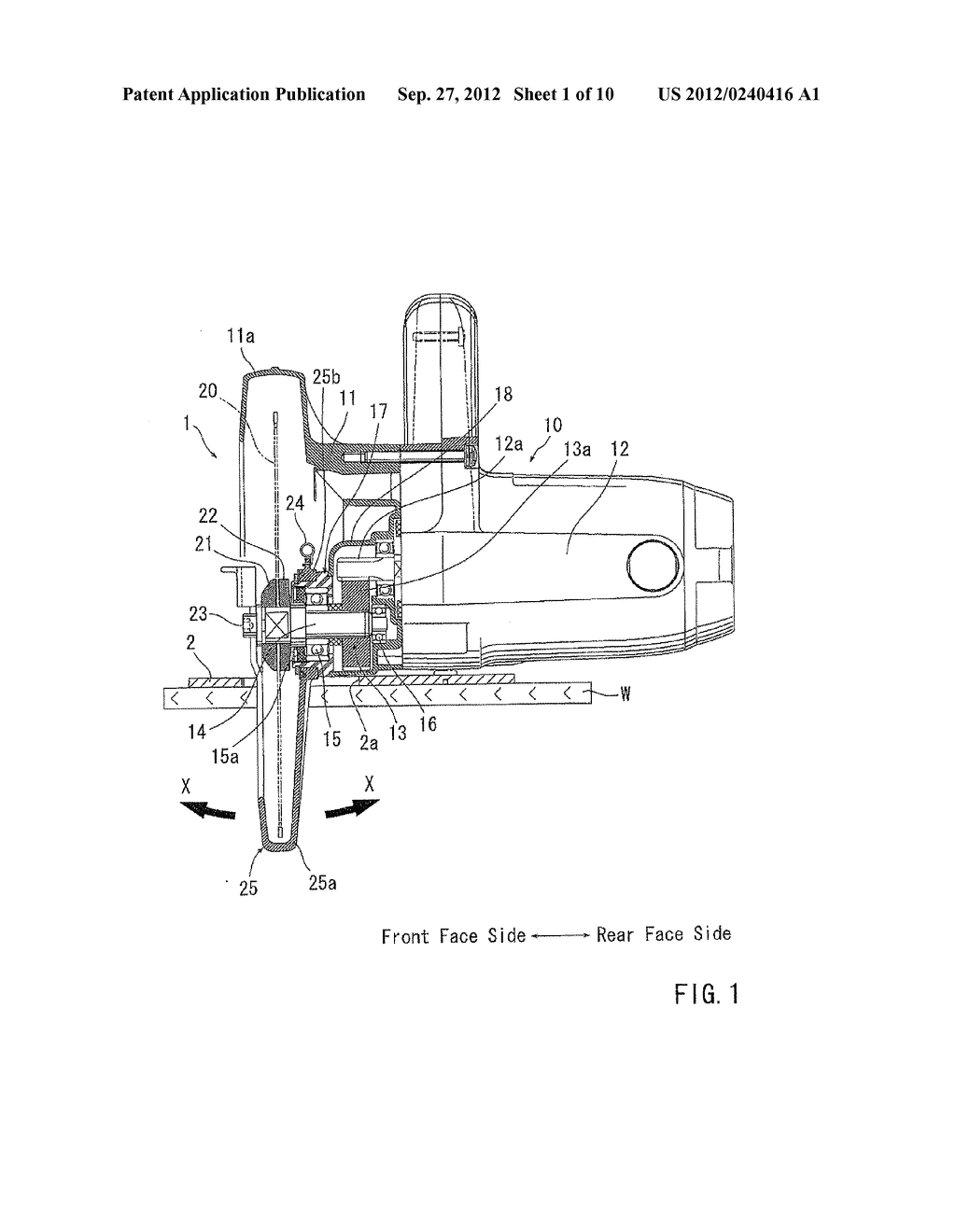DUST-PROOF STRUCTURE OF MOVABLE COVER SUPPORTING PORTION OF CUTTING     MACHINE - diagram, schematic, and image 02