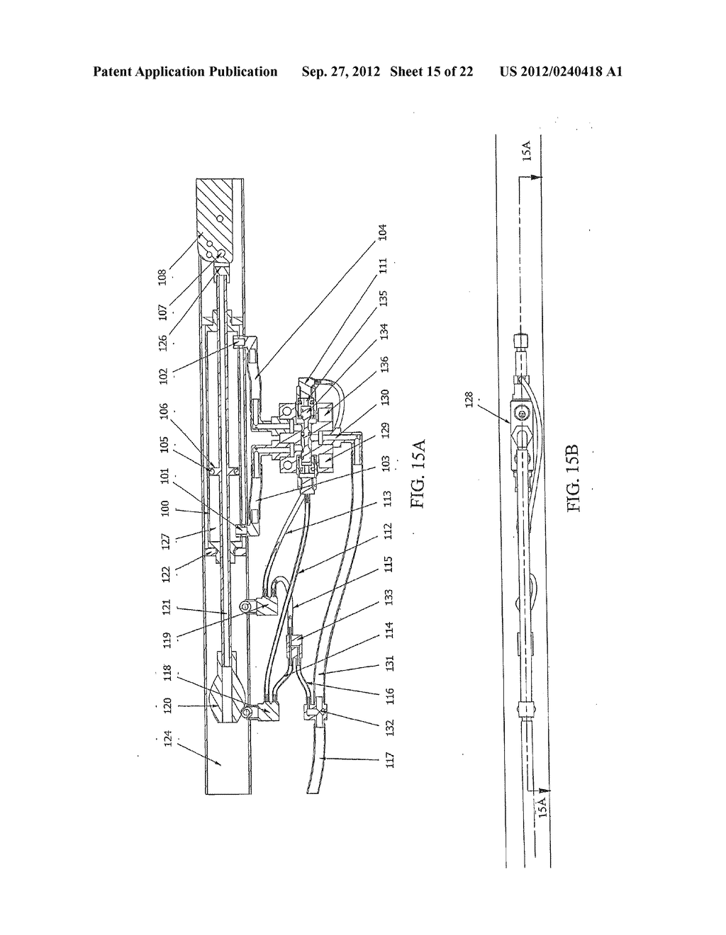 PNEUMATICALLY POWERED POLE SAW - diagram, schematic, and image 16