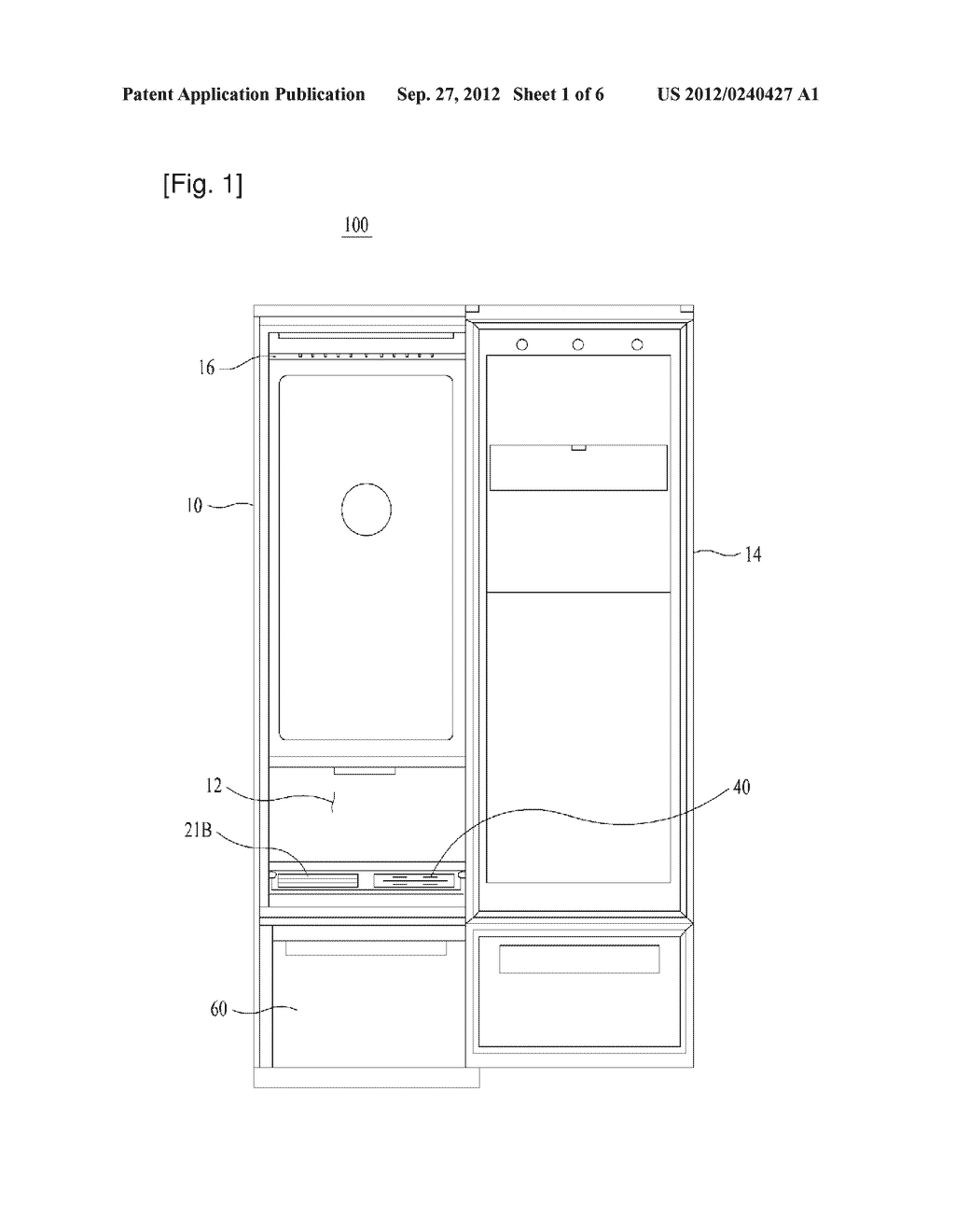 CONTROL METHOD OF LAUNDRY TREATMENT APPARATUS - diagram, schematic, and image 02