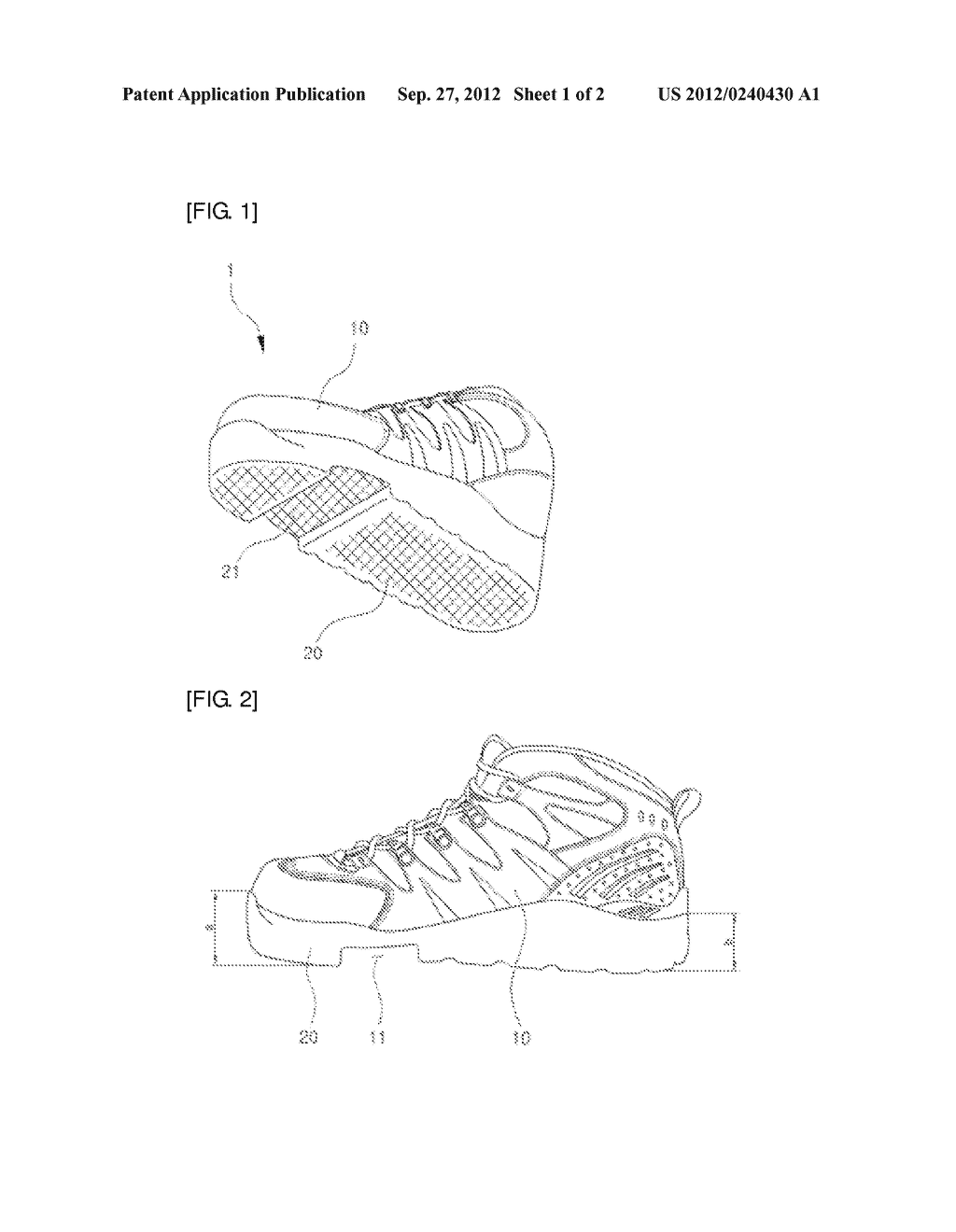 SHOE FOR BICYCLE - diagram, schematic, and image 02