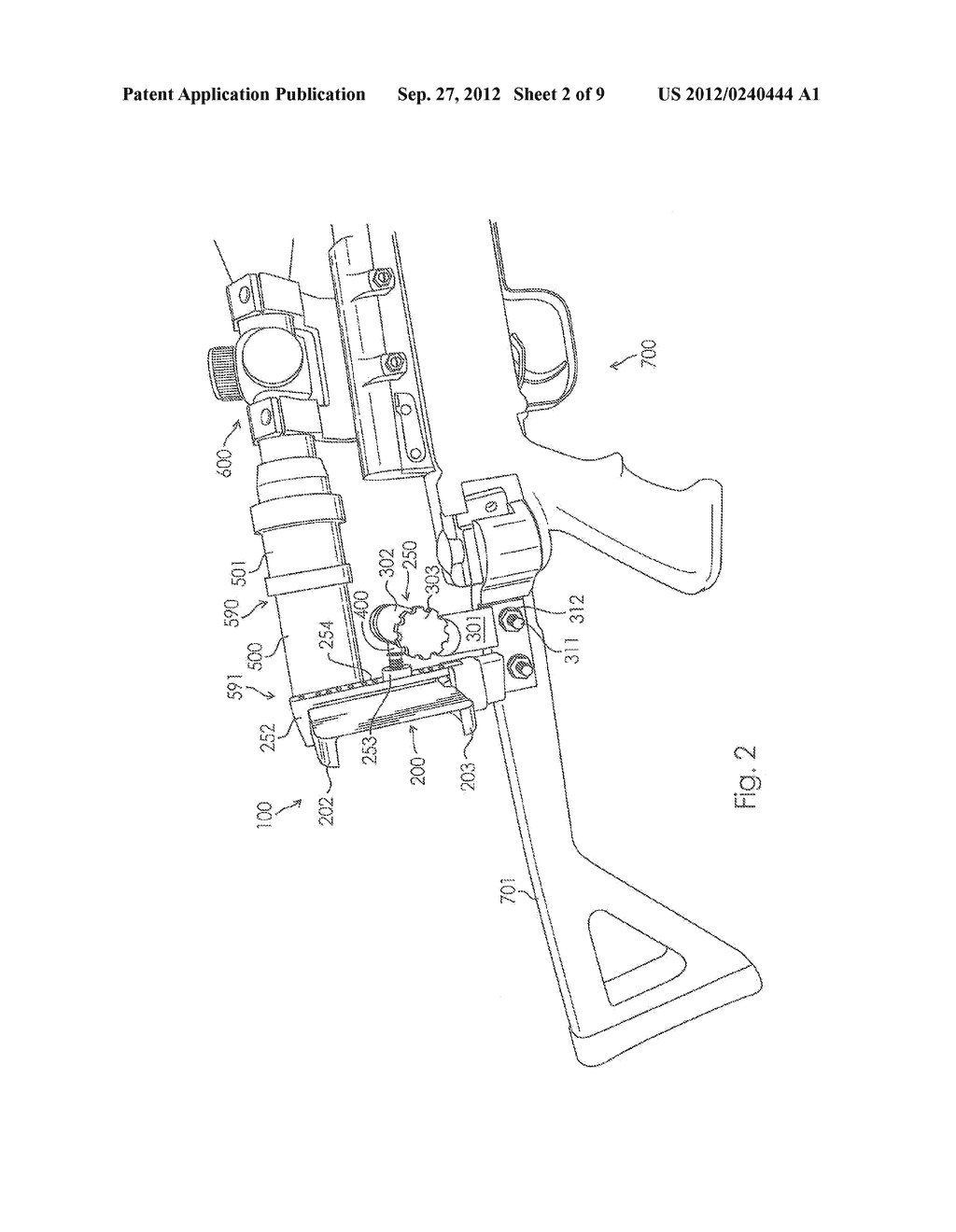 Camera Mount Apparatus and System for a Scope - diagram, schematic, and image 03