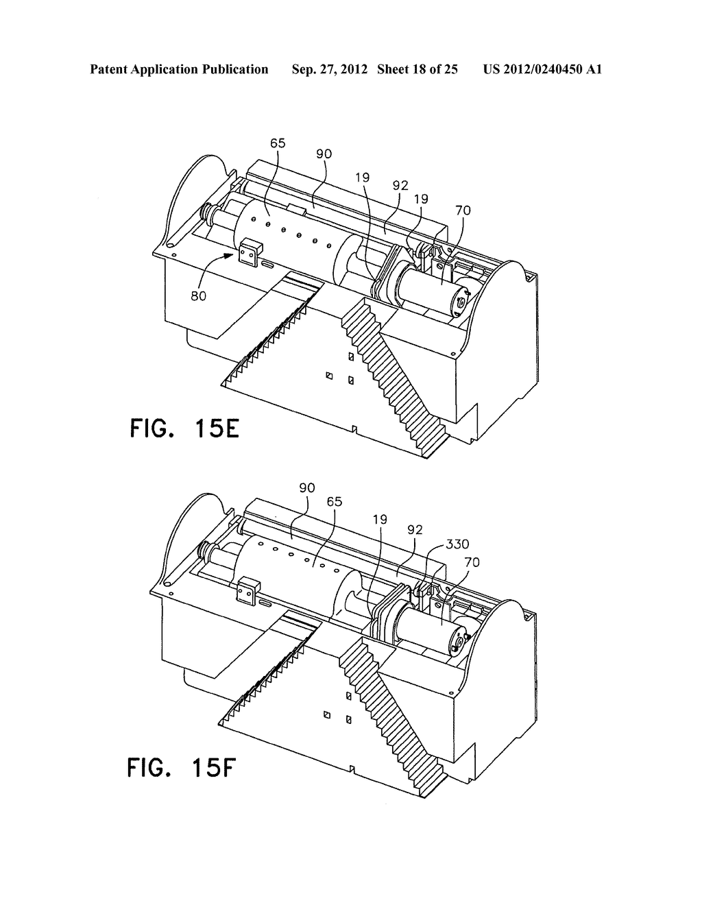 ELECTROCUTING MOUSE TRAP WITH AUTOMATIC CHAMBER-CLEARING MECHANISM - diagram, schematic, and image 19